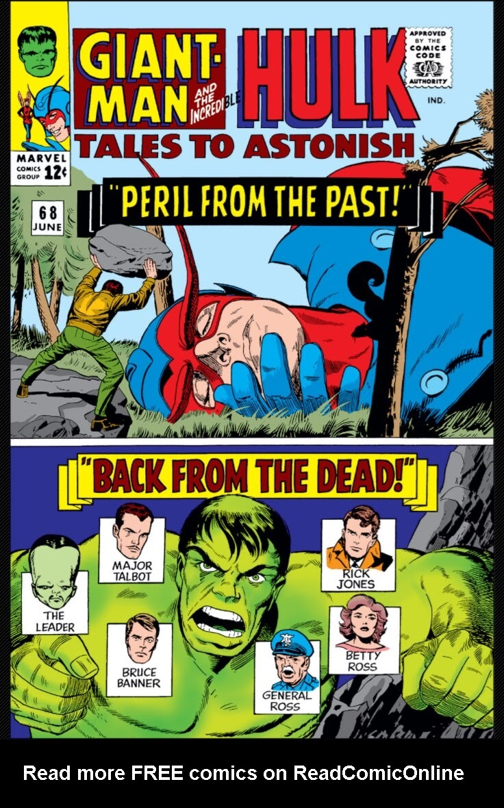 Tales to Astonish (1959) issue 68 - Page 1