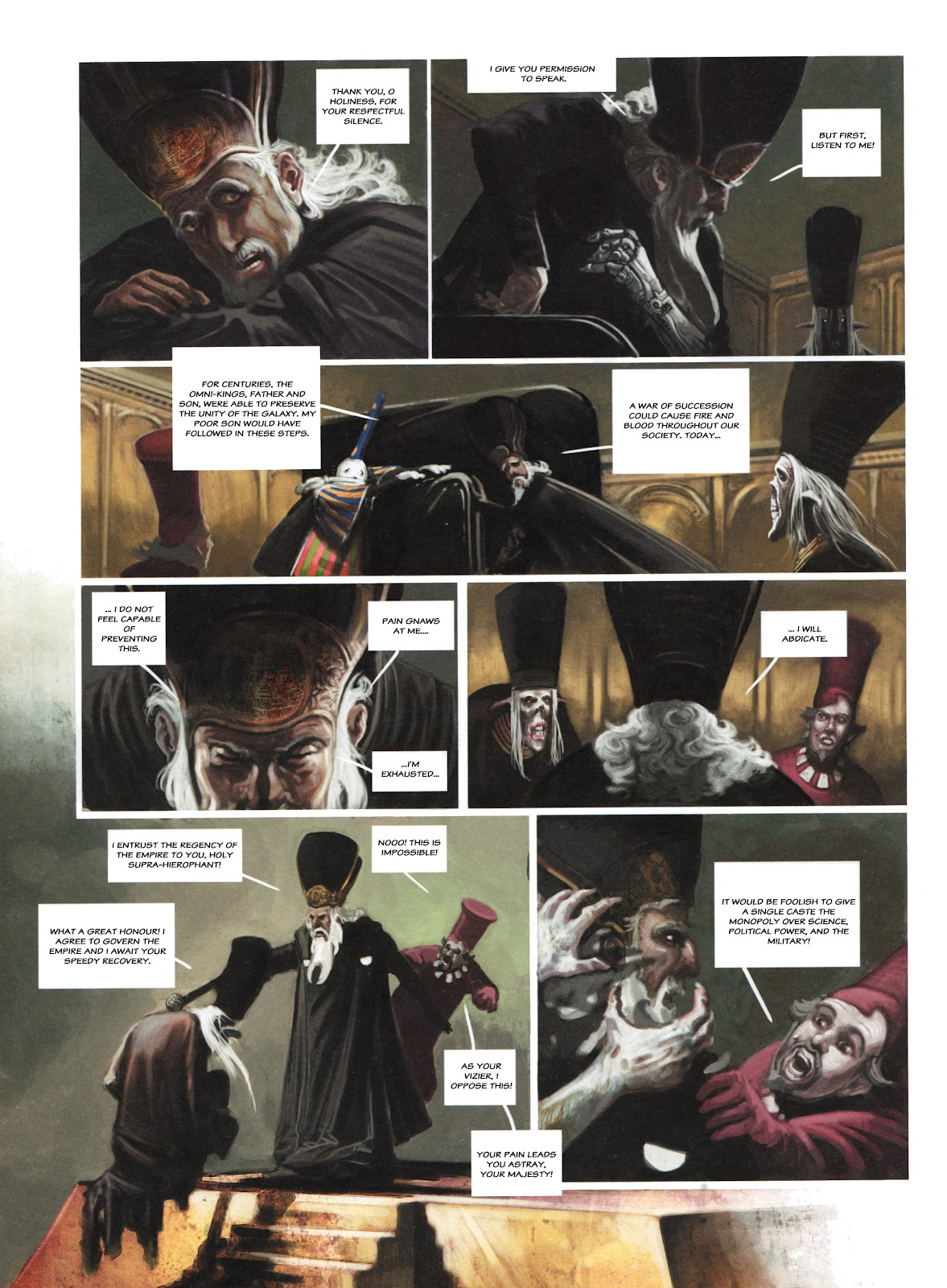 Showman Killer issue 2 - Page 6