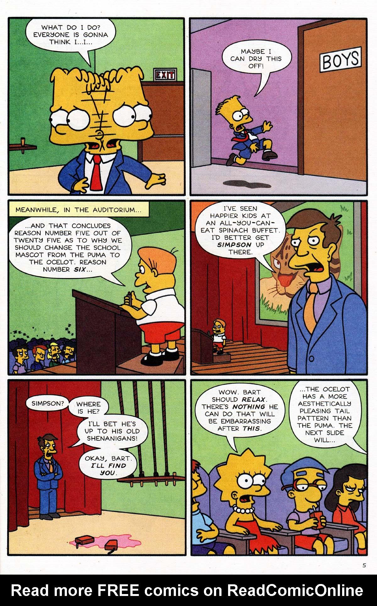 Read online Simpsons Comics Presents Bart Simpson comic -  Issue #13 - 29