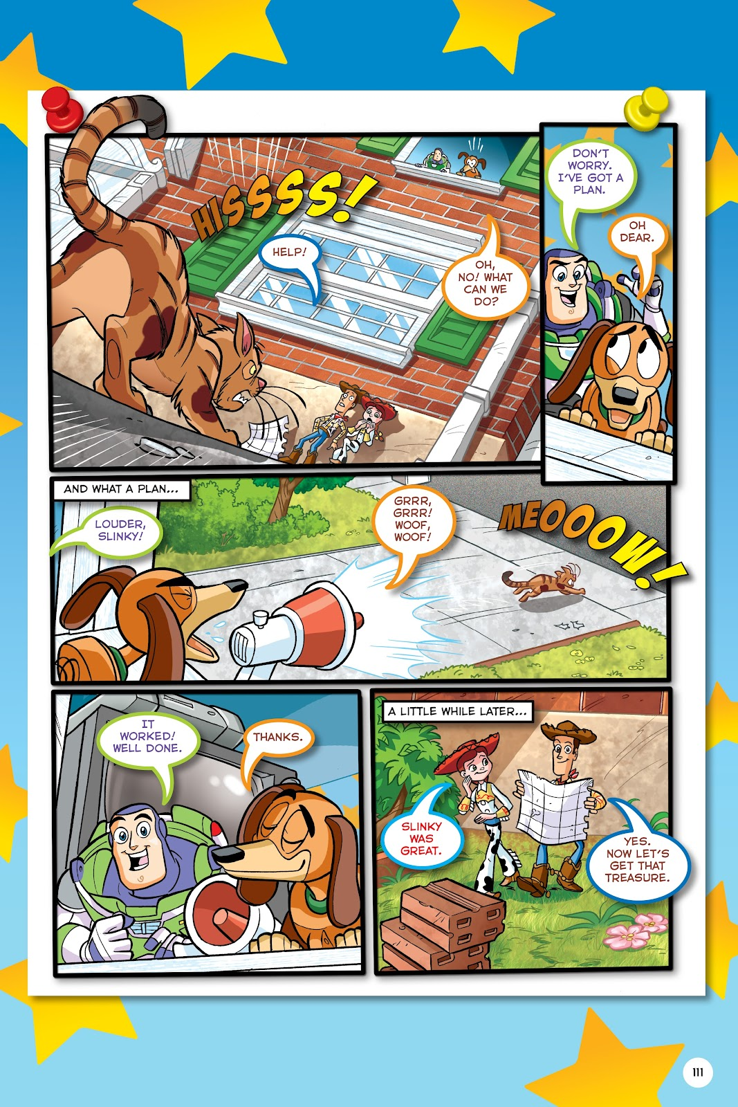 Read online DISNEY·PIXAR Toy Story Adventures comic -  Issue # TPB 1 (Part 2) - 11