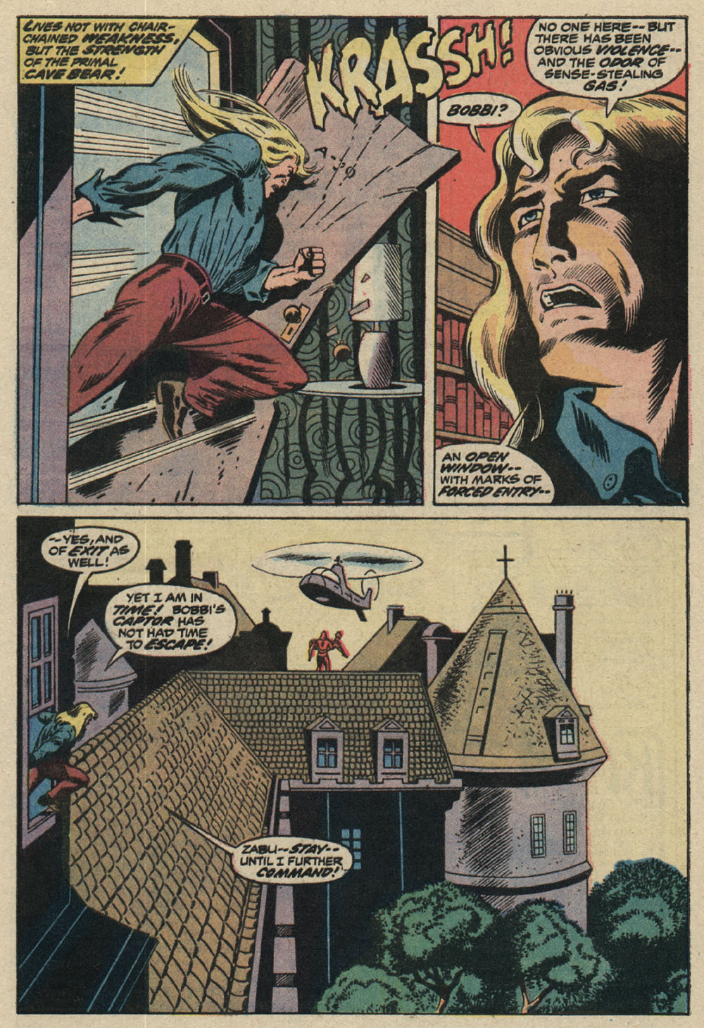 Read online Astonishing Tales (1970) comic -  Issue #19 - 7