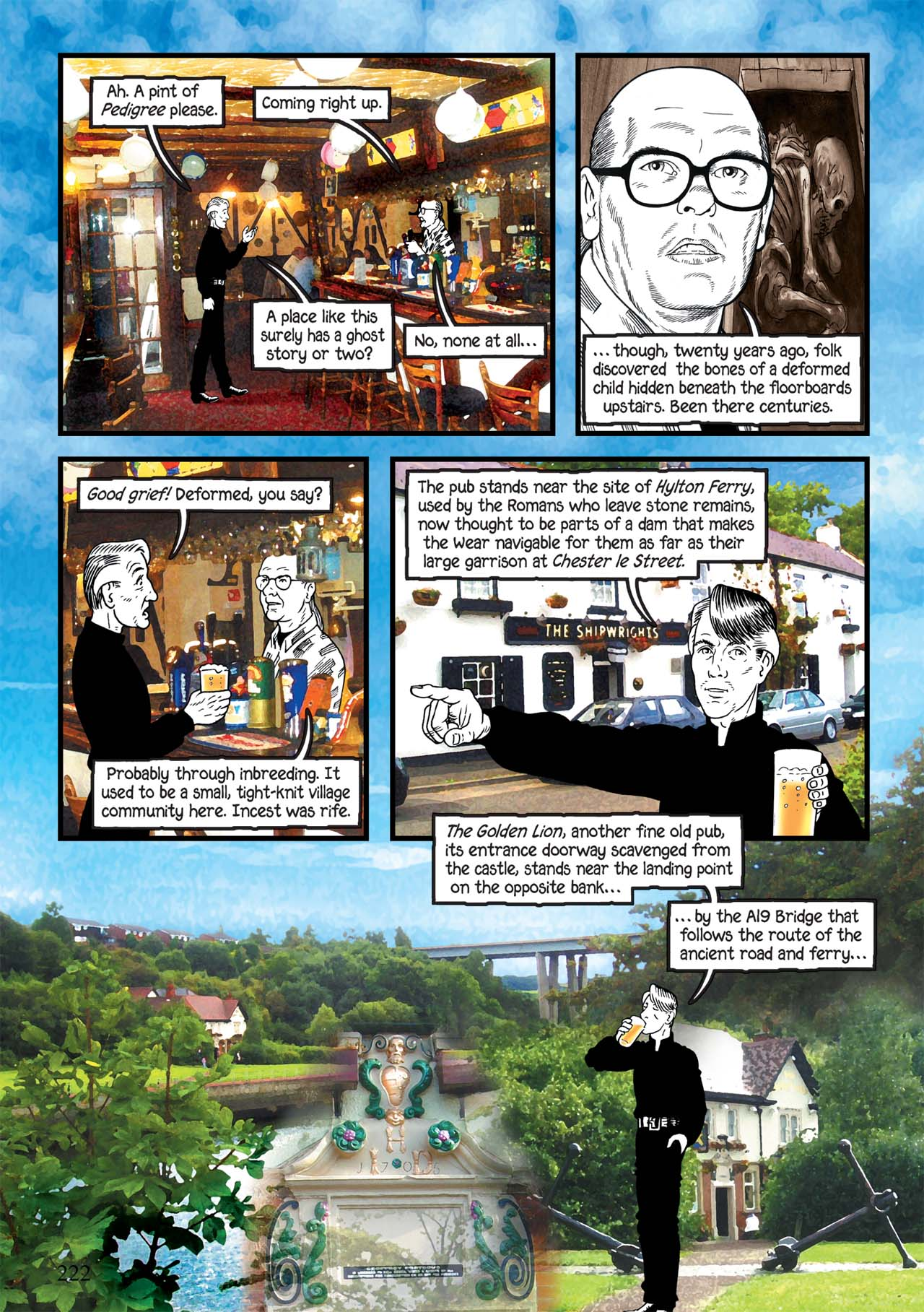Read online Alice in Sunderland comic -  Issue # Full - 226