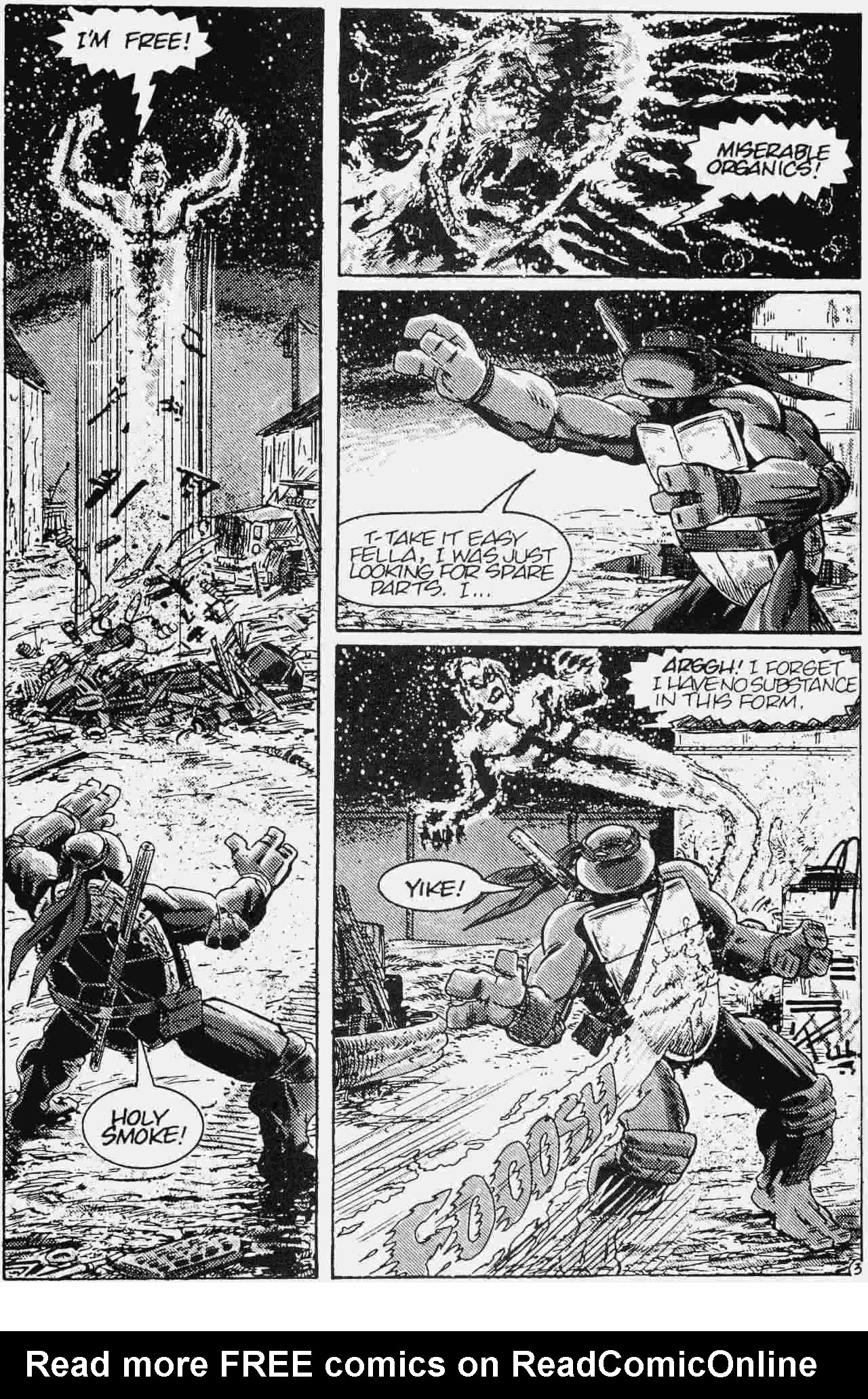Read online Shell Shock comic -  Issue # Full - 24