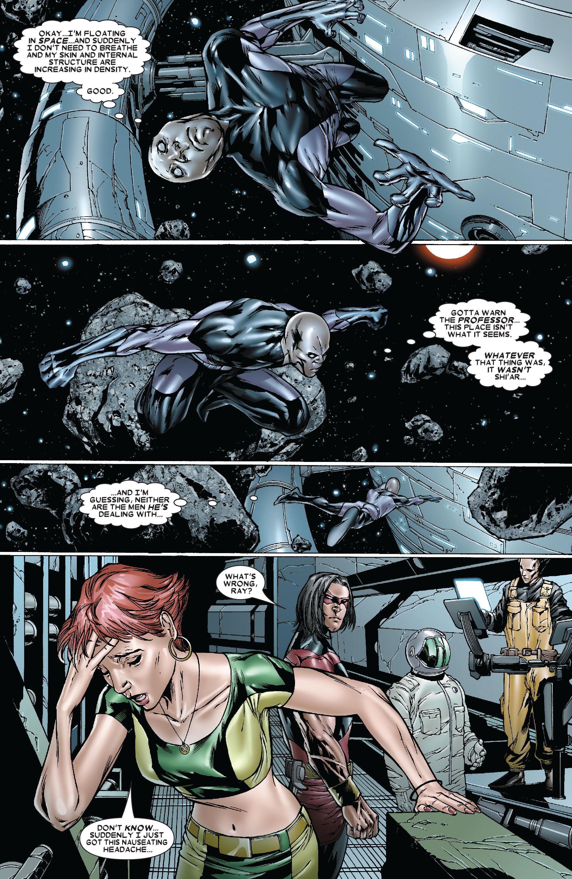 Read online Uncanny X-Men (1963) comic -  Issue #478 - 11