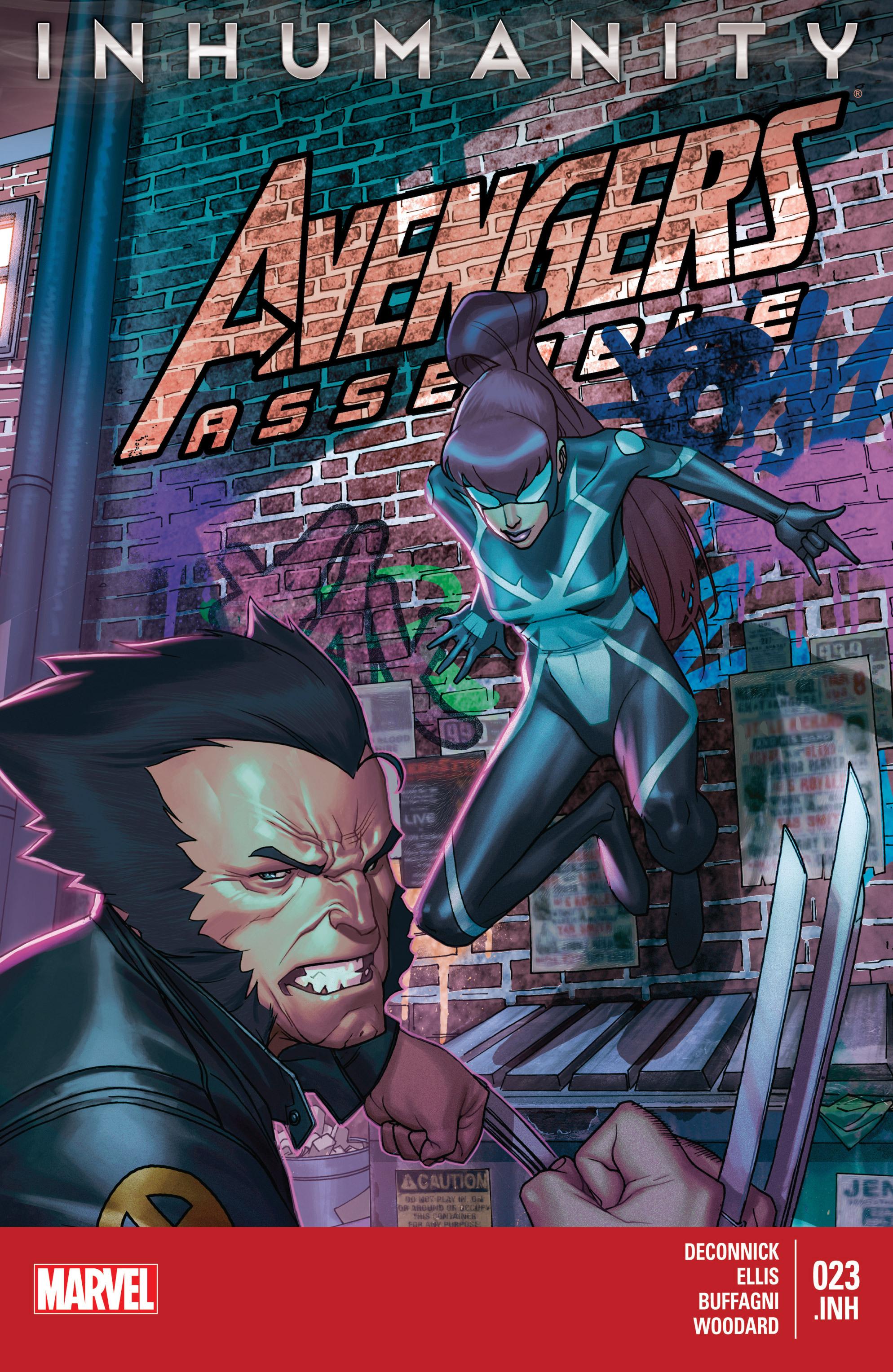 Avengers Assemble (2012) 23 Page 1