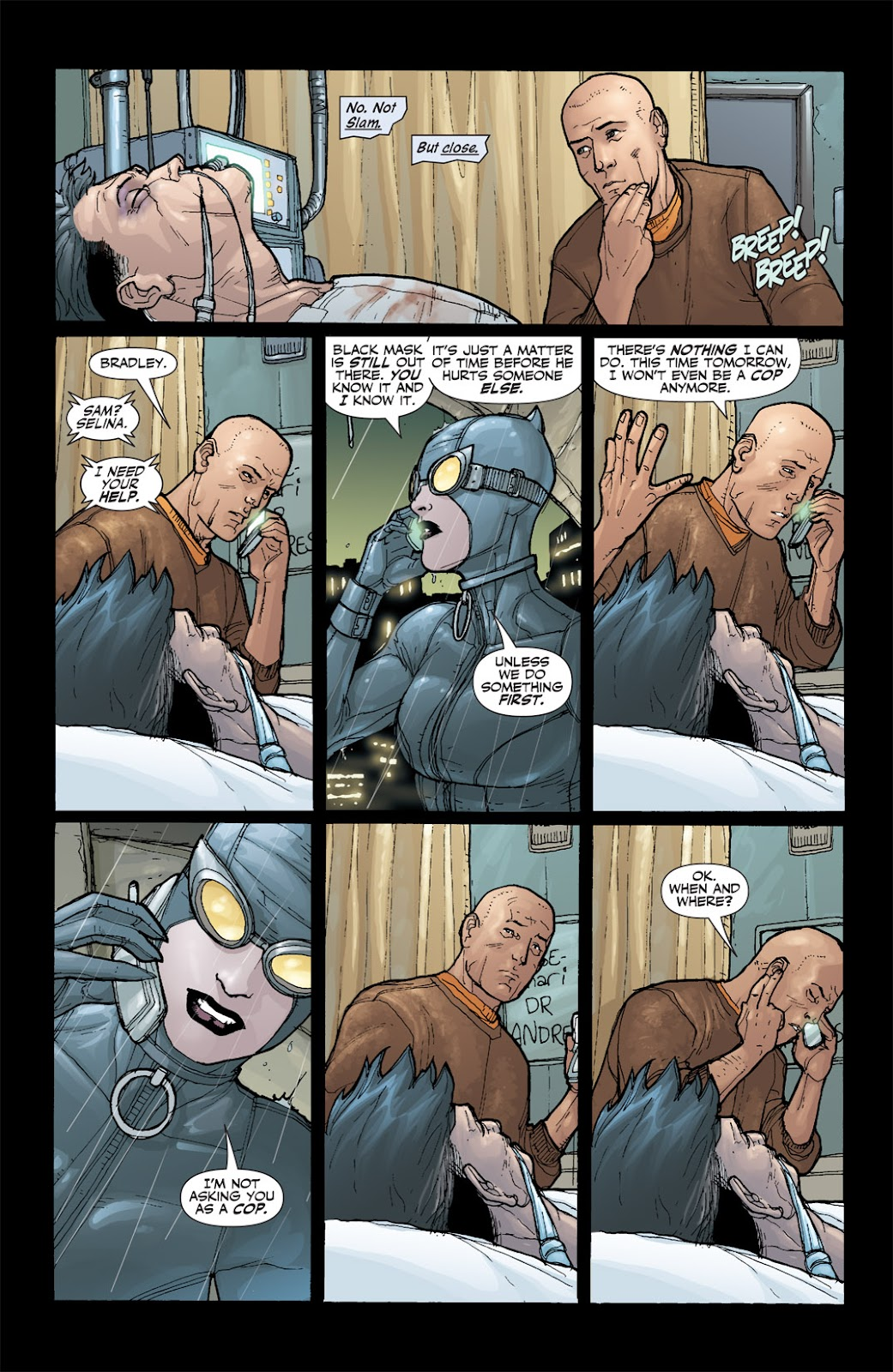 Catwoman (2002) Issue #52 #52 - English 10