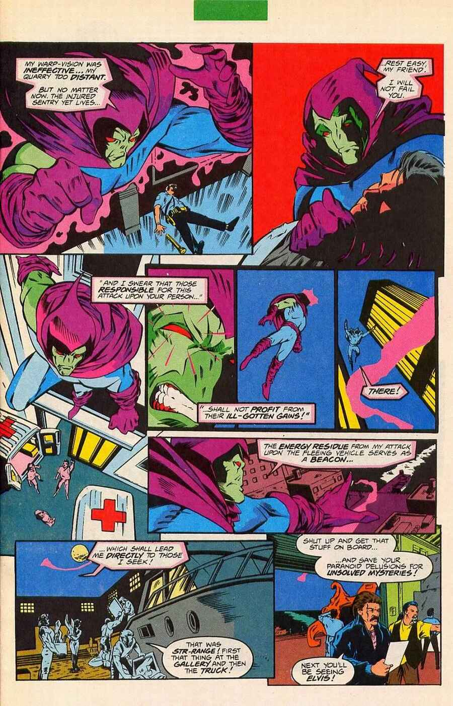 Read online Sleepwalker Holiday Special comic -  Issue # Full - 32