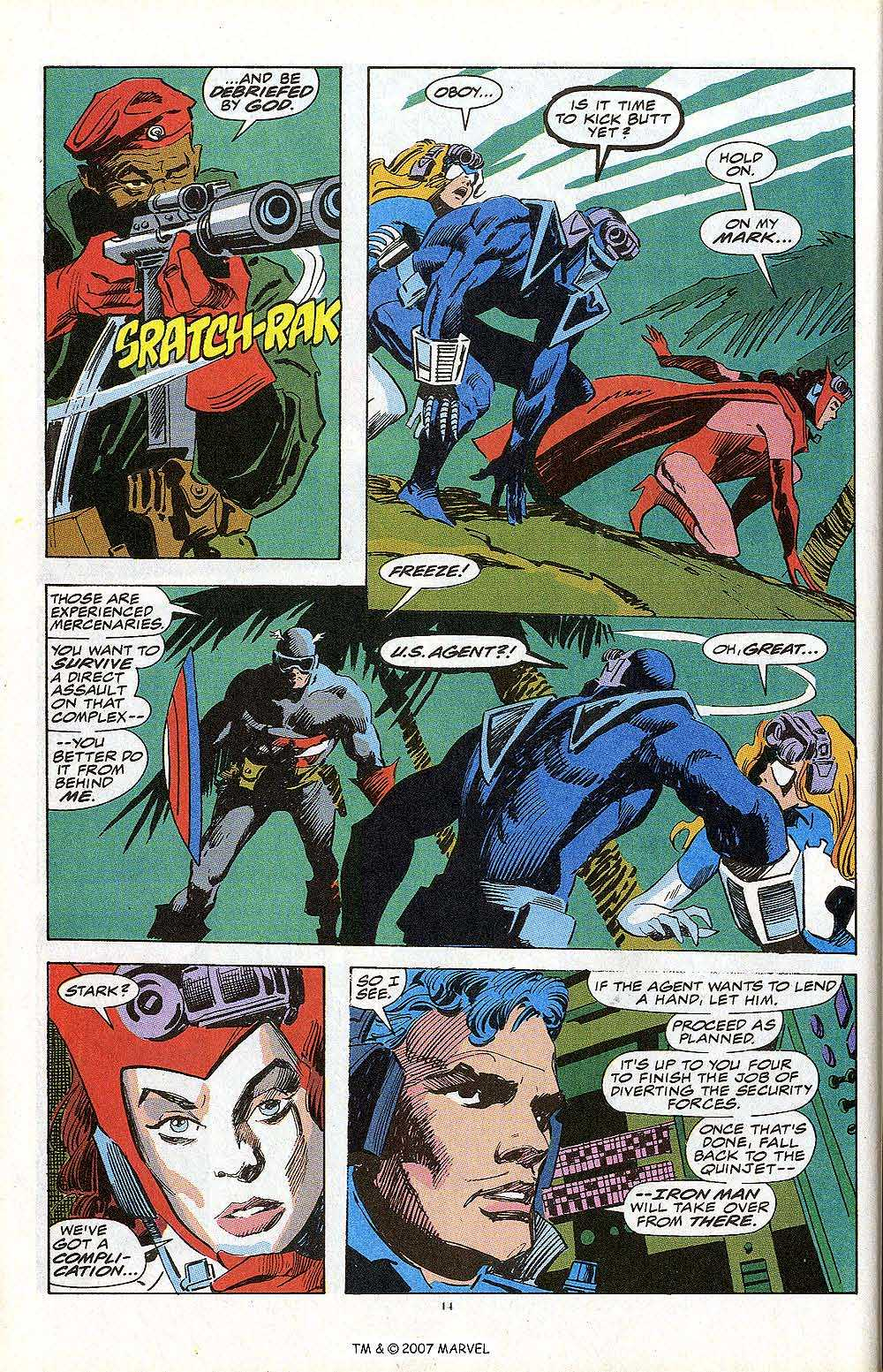 Iron Man Annual issue 13 - Page 16