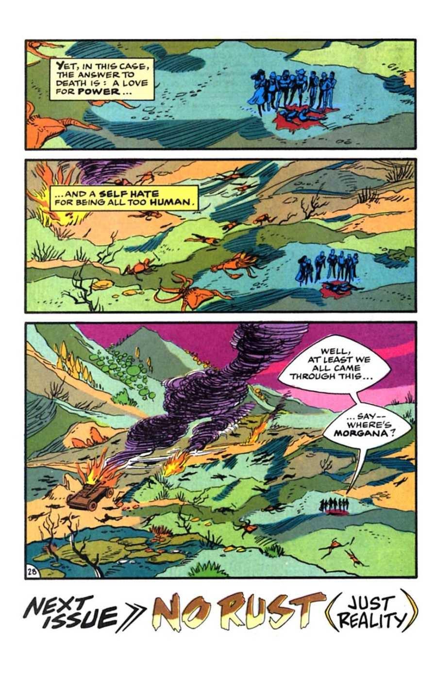 Read online Mars comic -  Issue #9 - 30
