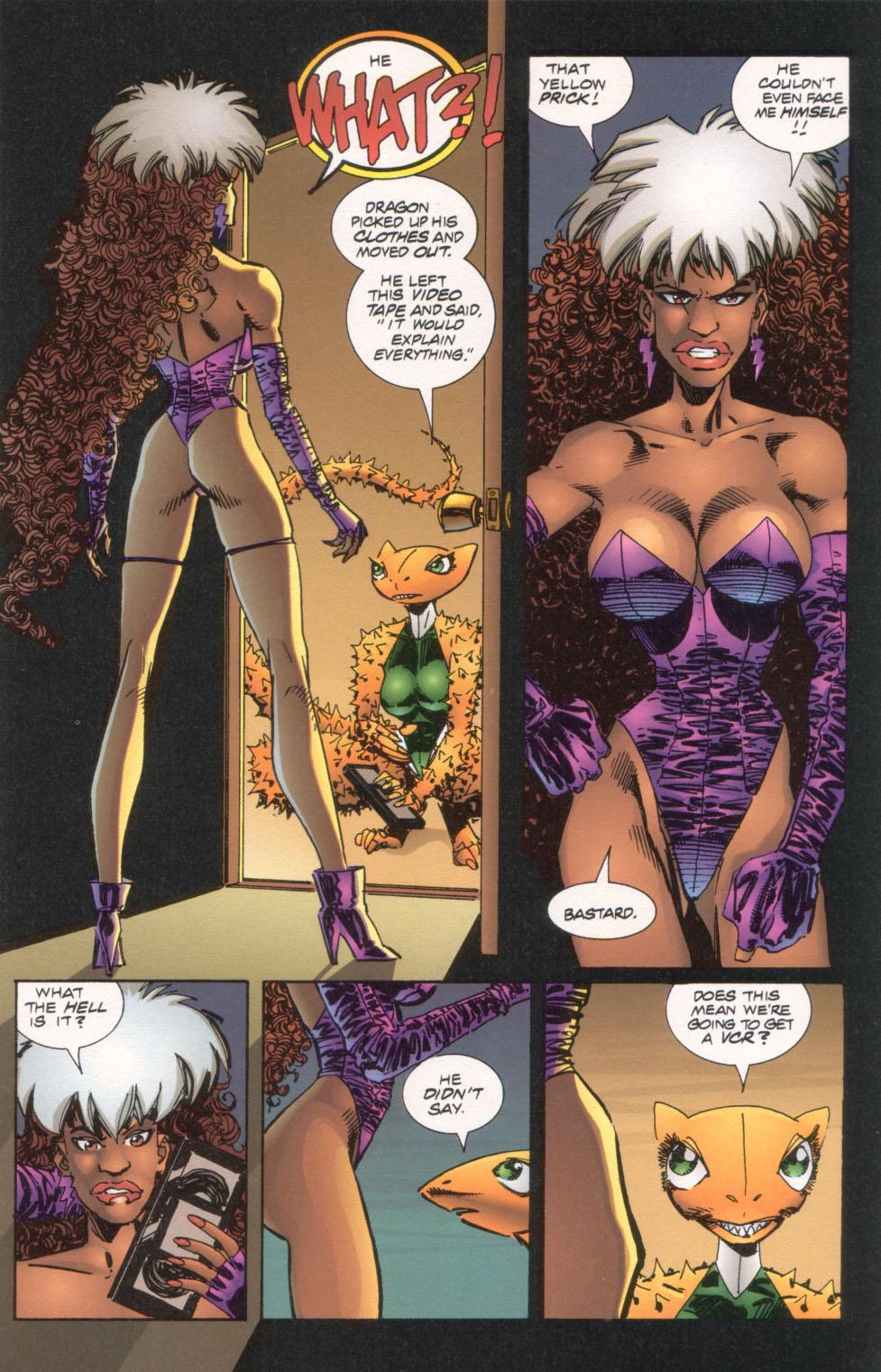 The Savage Dragon (1993) Issue #29 #32 - English 8