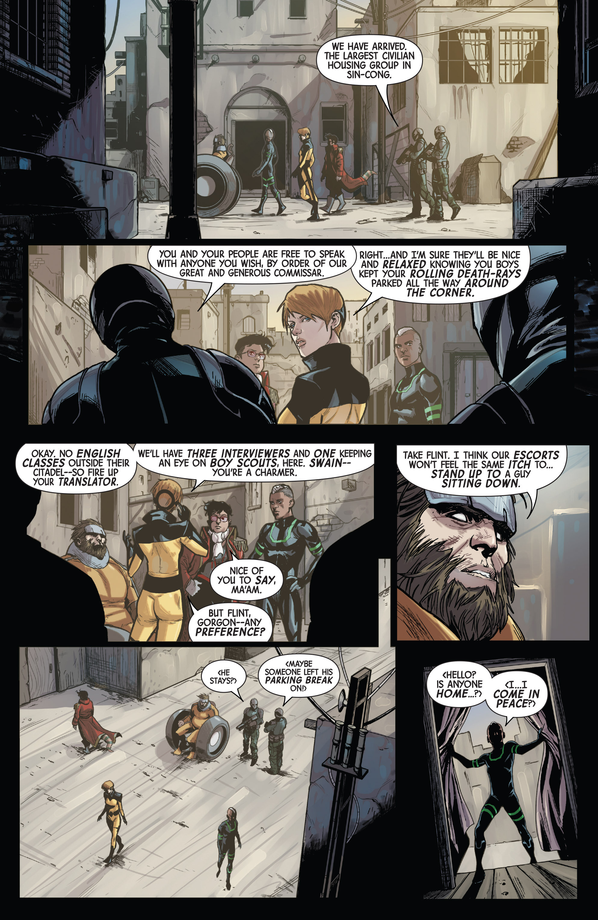 Read online All-New Inhumans comic -  Issue #2 - 7