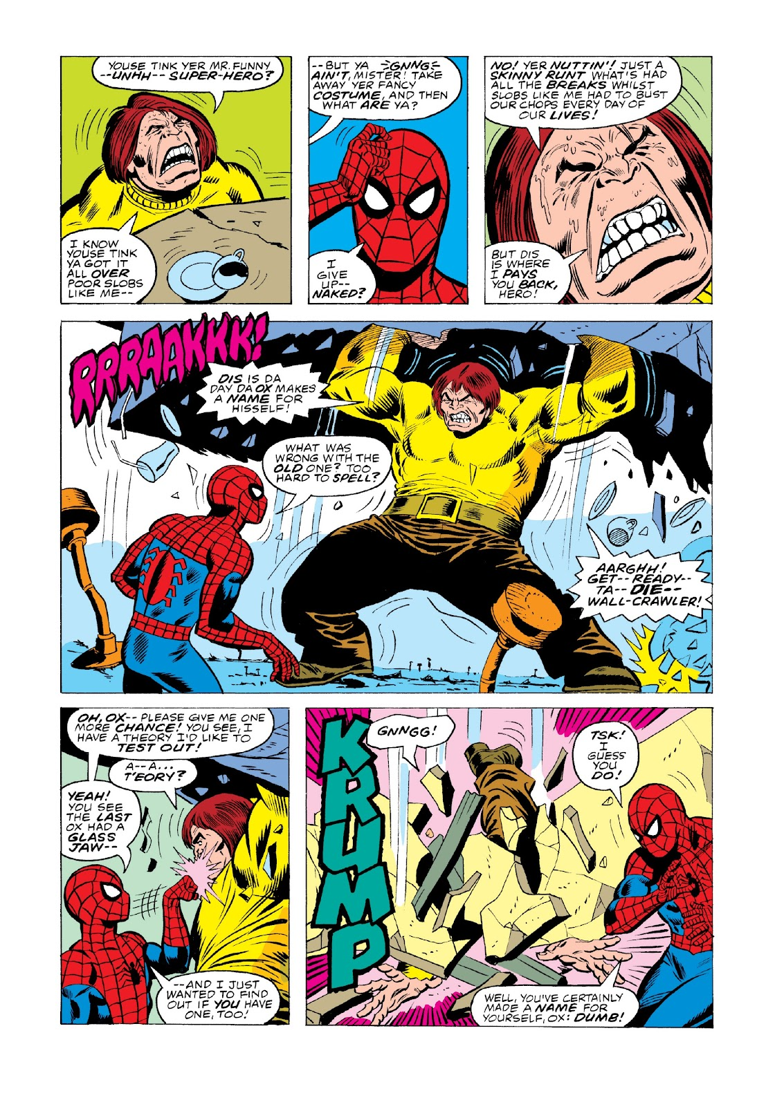 Read online Marvel Masterworks: The Spectacular Spider-Man comic -  Issue # TPB 2 (Part 1) - 79