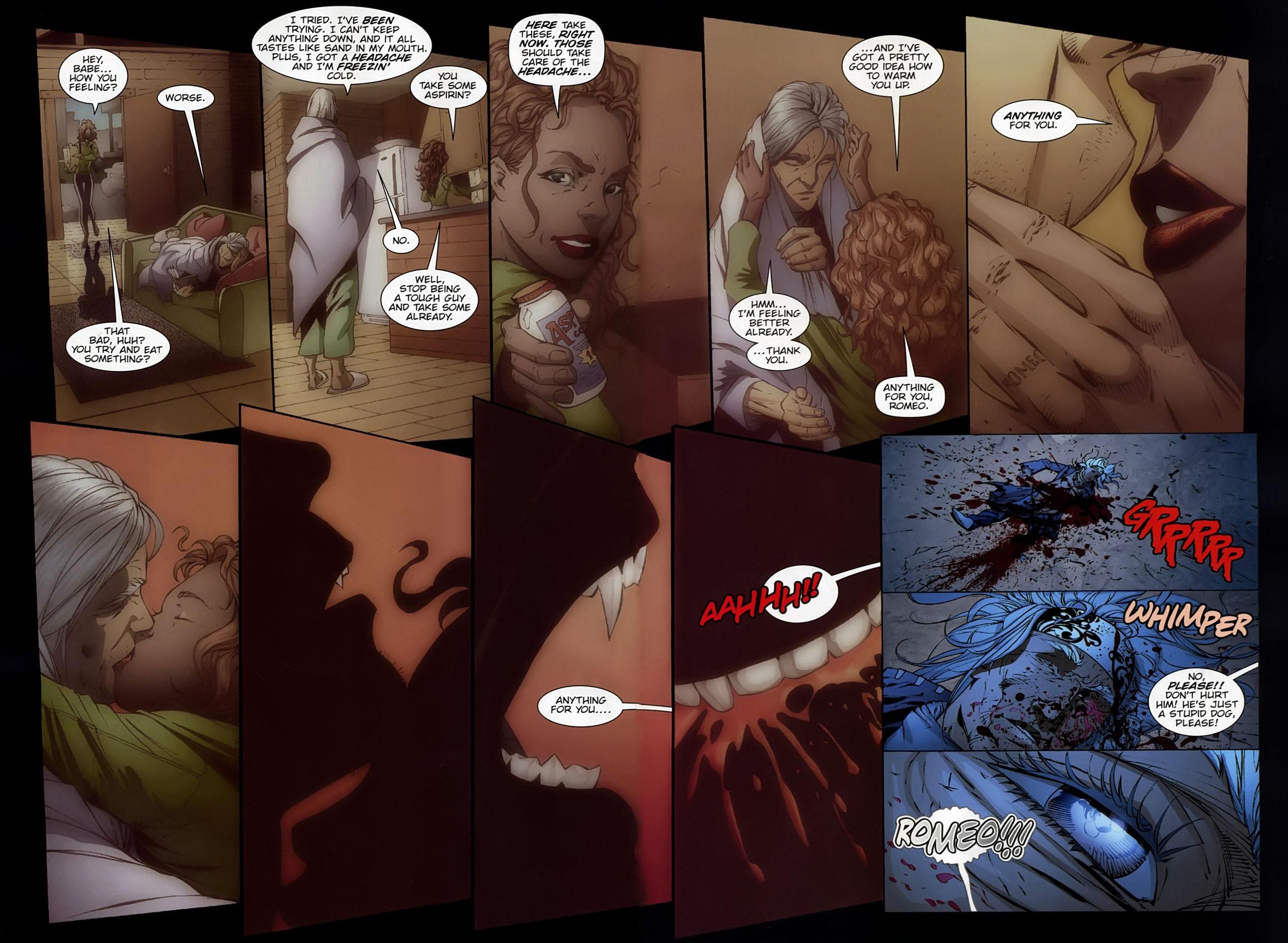 Read online Dead Romeo comic -  Issue #2 - 20