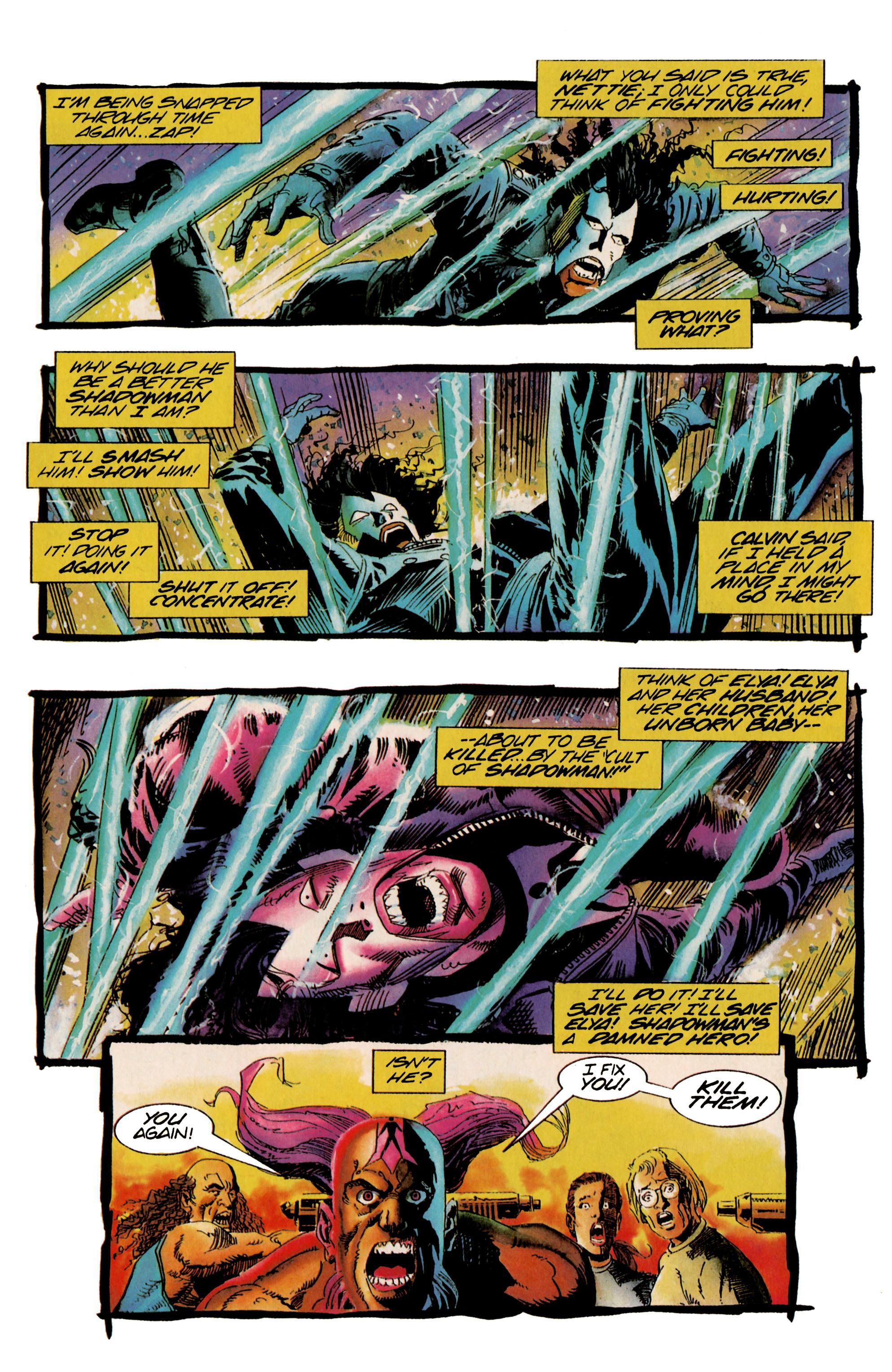 Read online Shadowman (1992) comic -  Issue #22 - 7