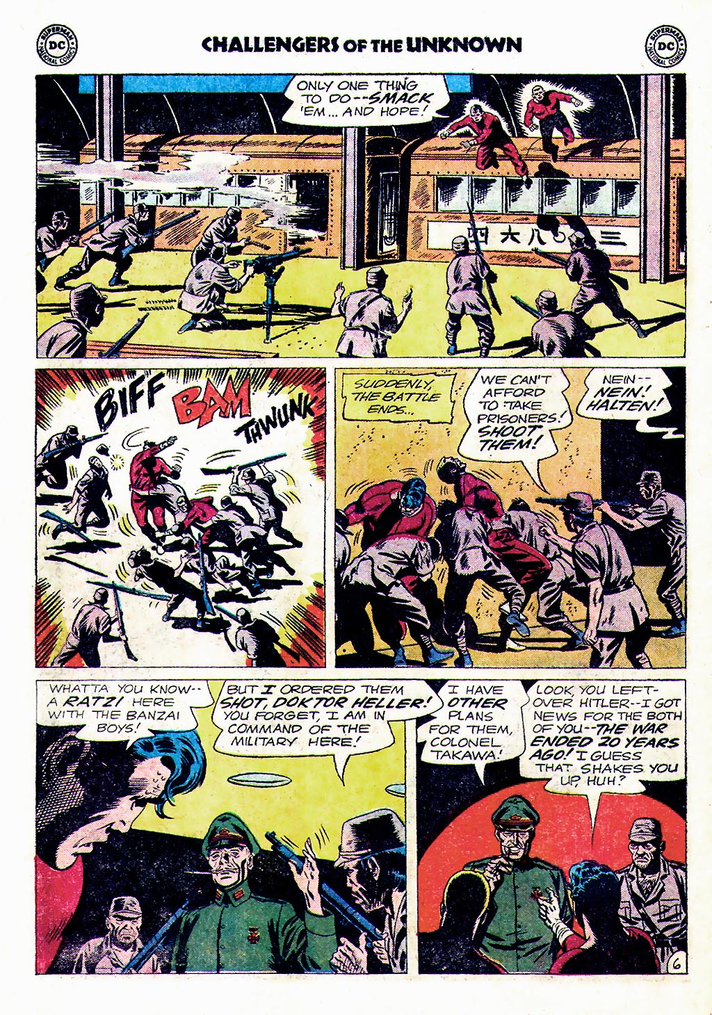 Challengers of the Unknown (1958) issue 38 - Page 26