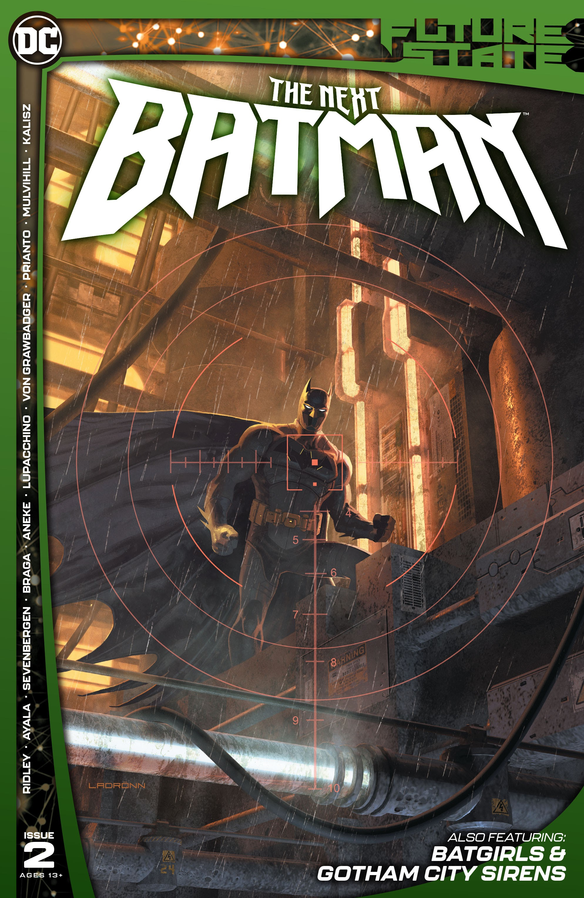 Future State: The Next Batman 2 Page 1