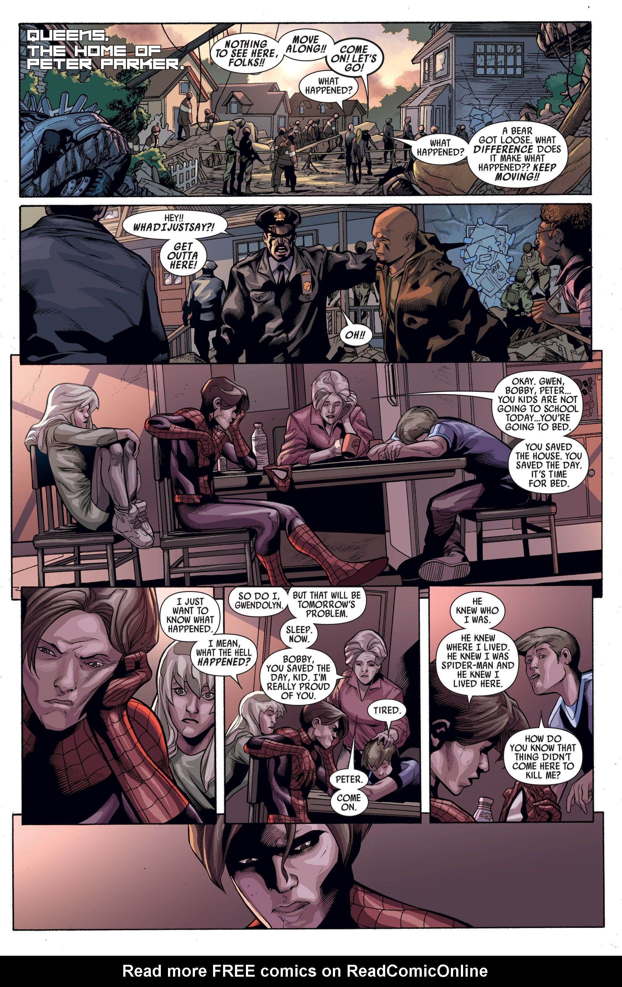 Read online Ultimate Comics Doomsday comic -  Issue # Full - 79