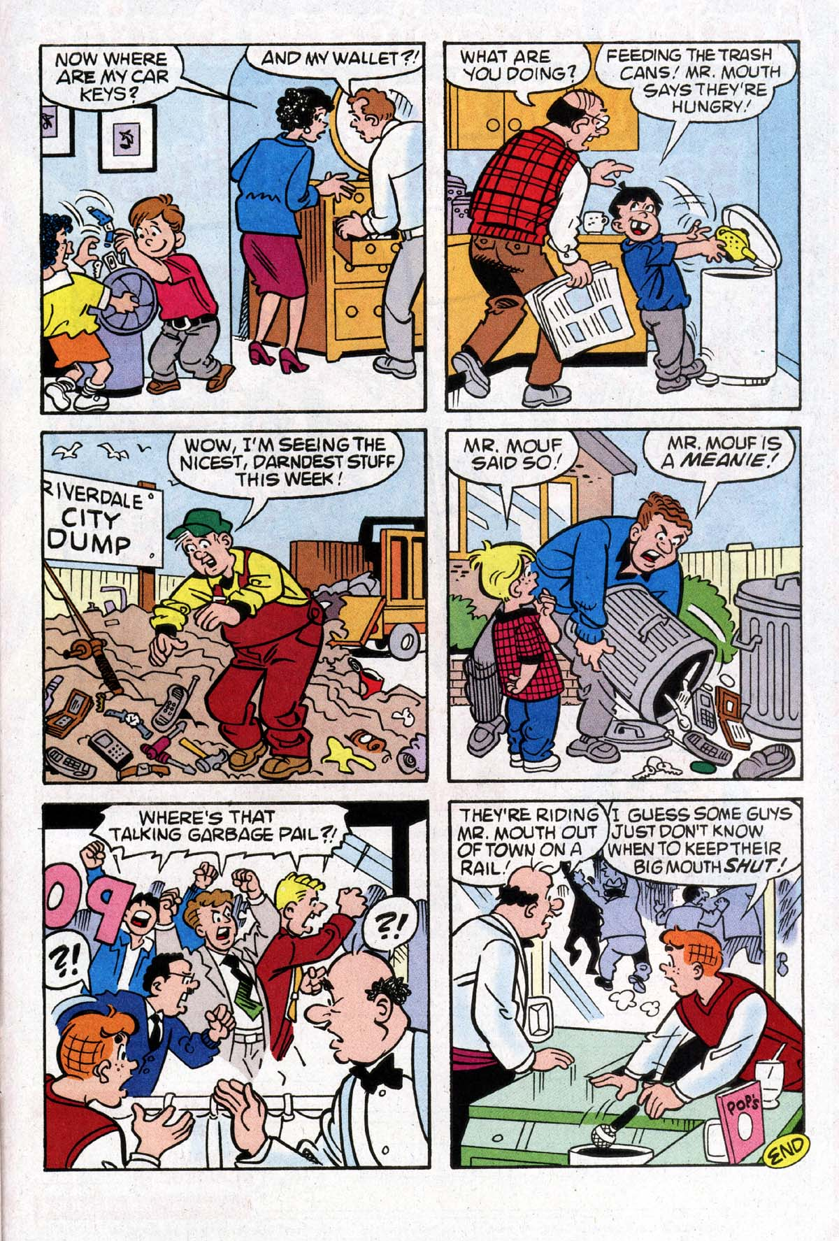 Read online Archie (1960) comic -  Issue #529 - 27