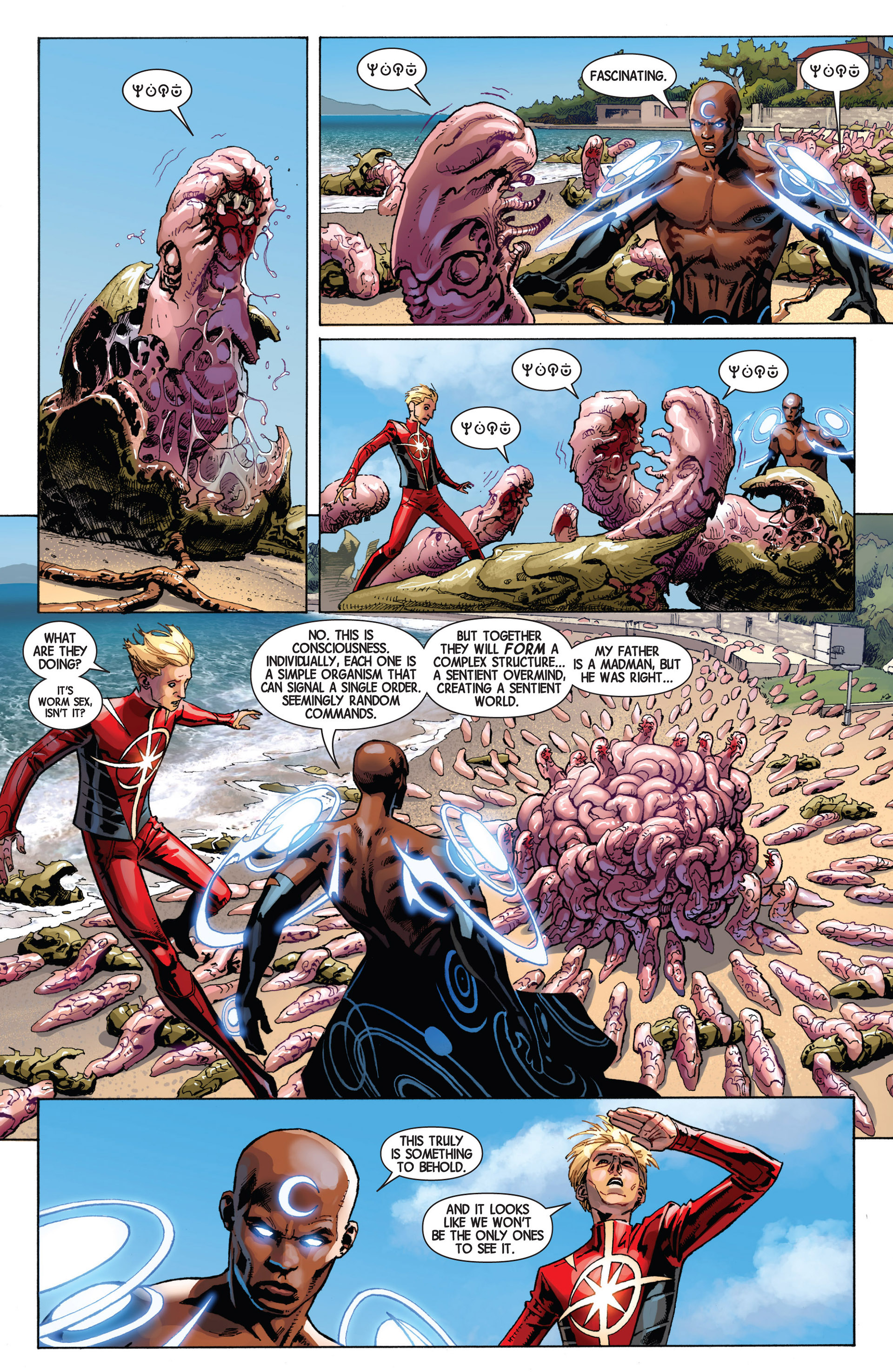 Read online Avengers (2013) comic -  Issue #9 - 13