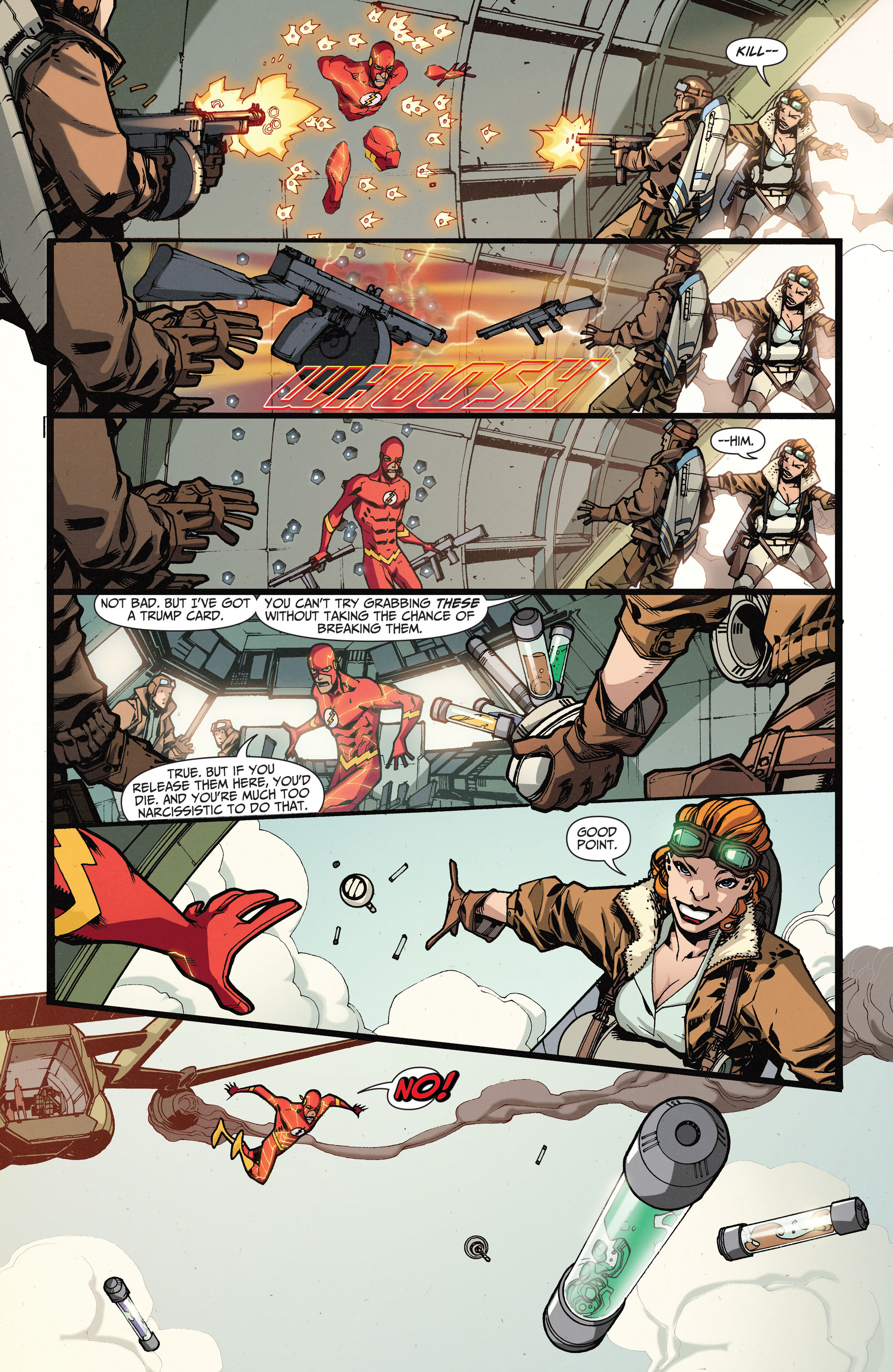 Read online The Flash (2011) comic -  Issue # _TPB 5 - 56