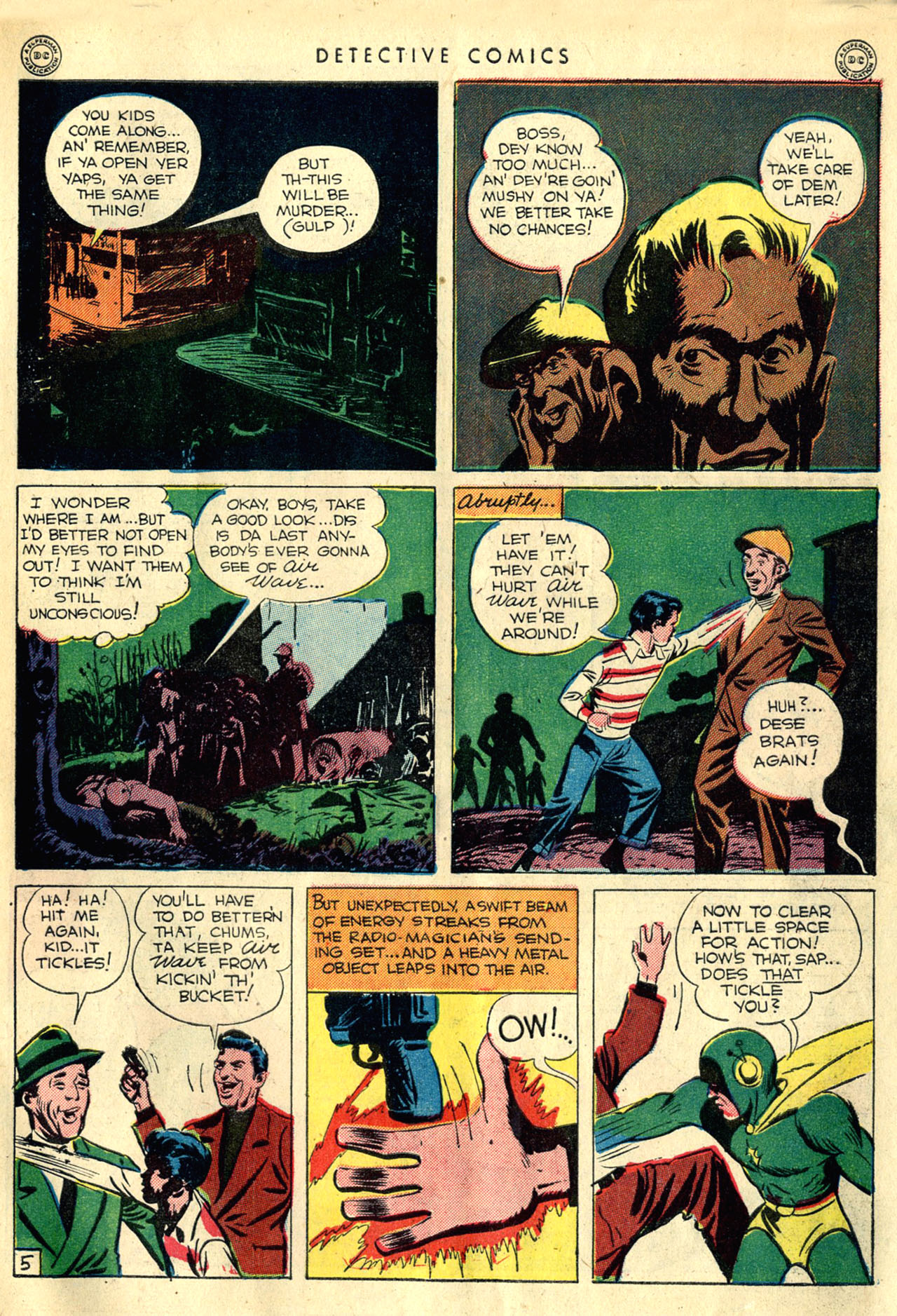 Read online Detective Comics (1937) comic -  Issue #90 - 39