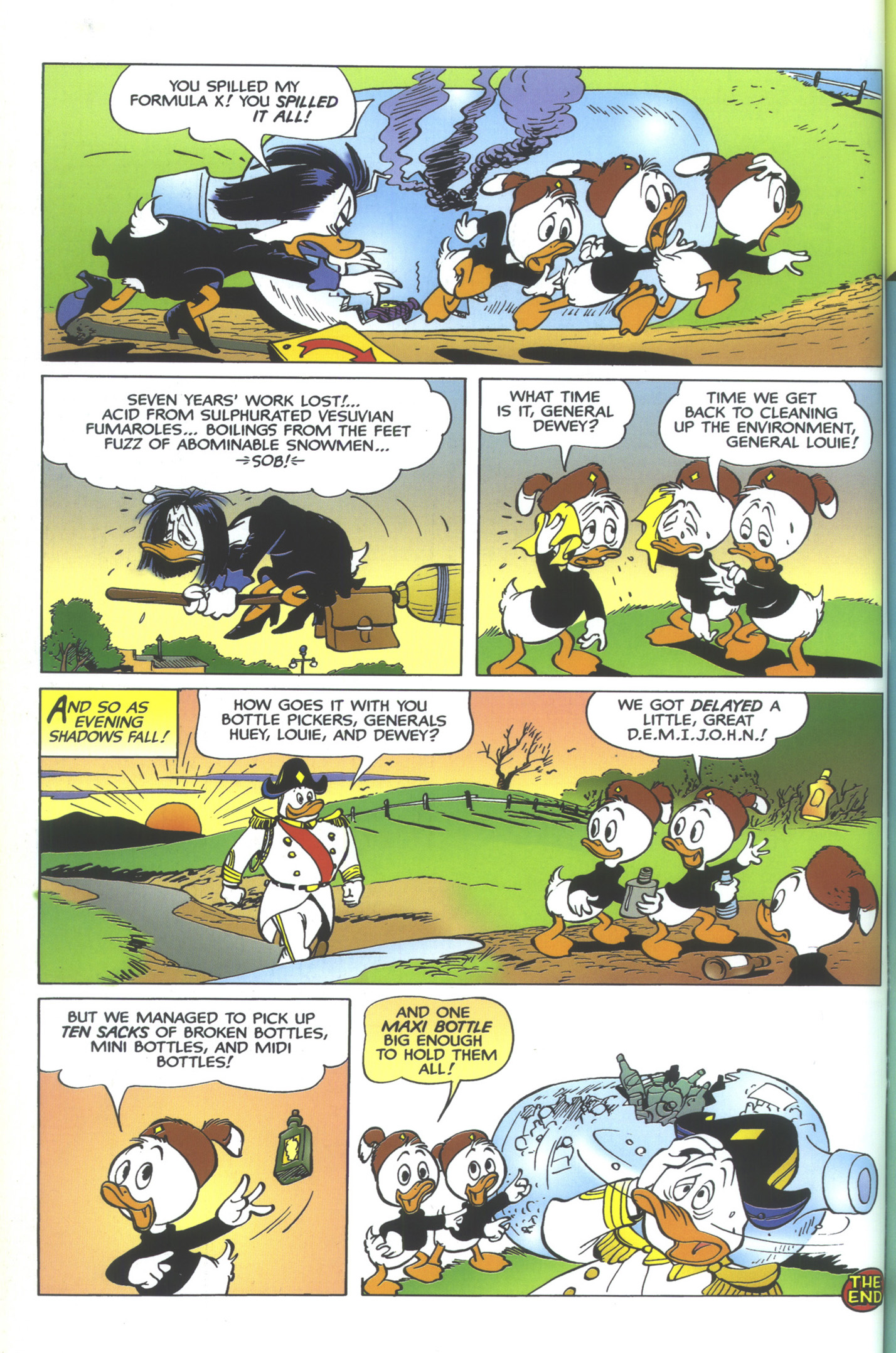 Read online Uncle Scrooge (1953) comic -  Issue #355 - 50