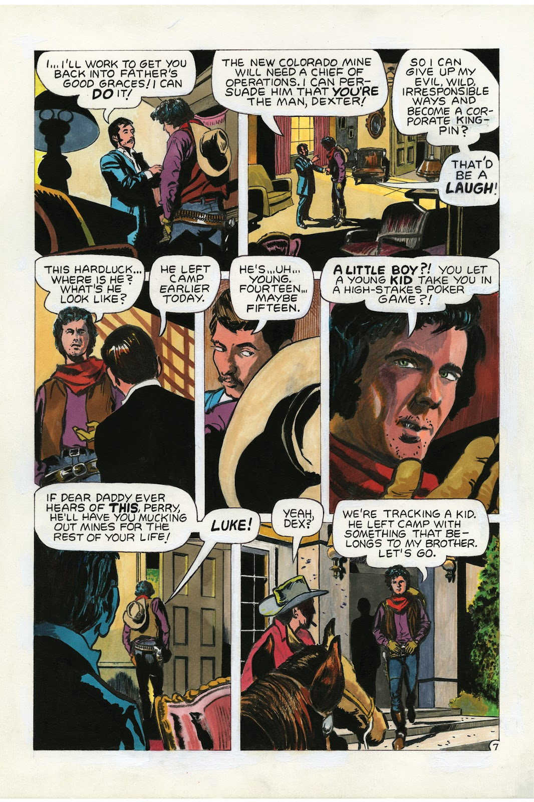 Read online Doug Wildey's Rio: The Complete Saga comic -  Issue # TPB (Part 2) - 42