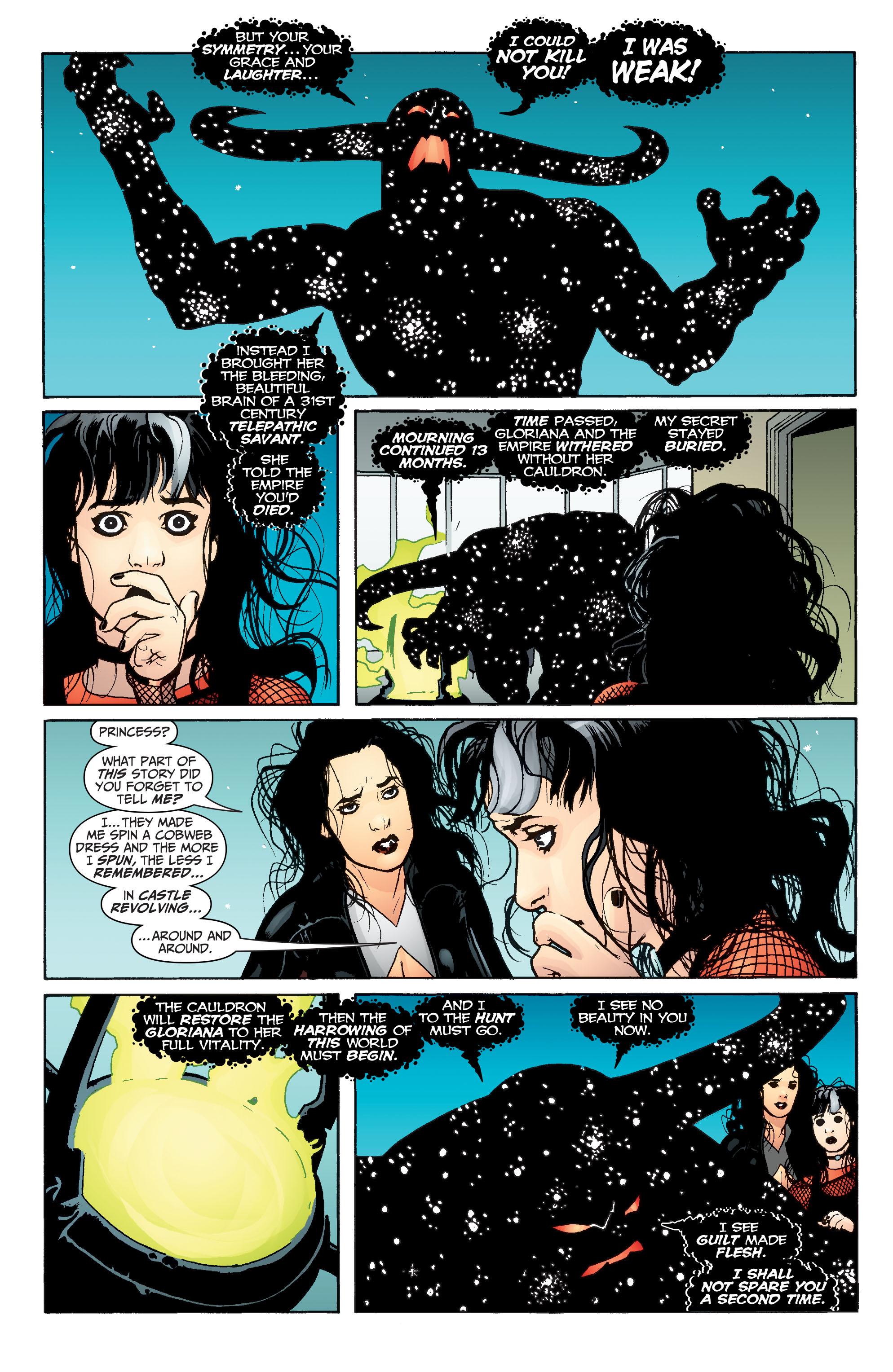 Read online Seven Soldiers: Zatanna comic -  Issue #3 - 21