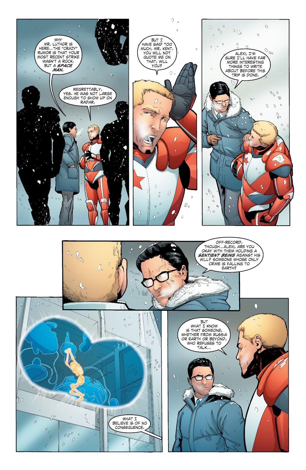 Read online Smallville Season 11 [II] comic -  Issue # TPB 6 - 96