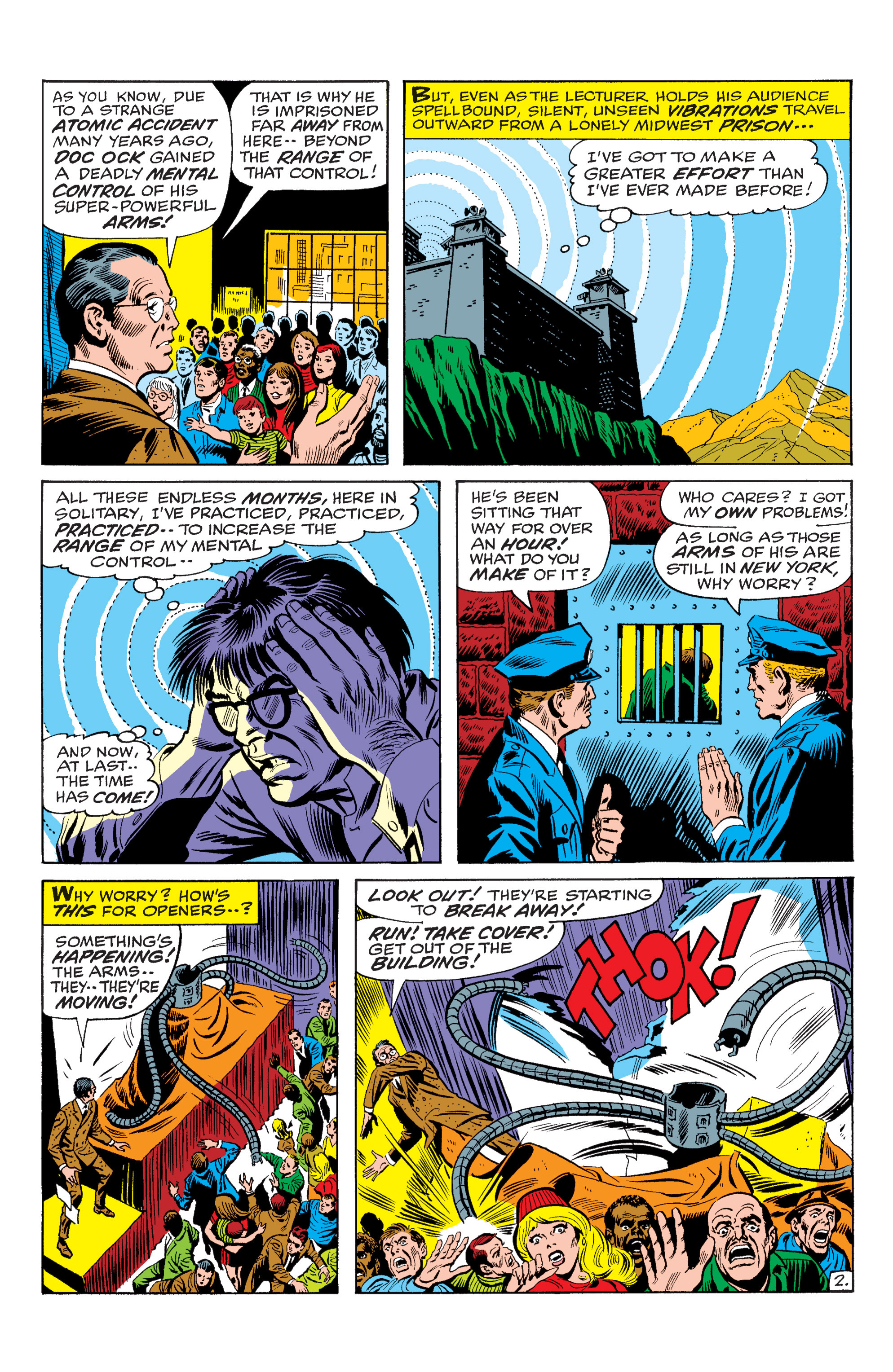 The Amazing Spider-Man (1963) 88 Page 2