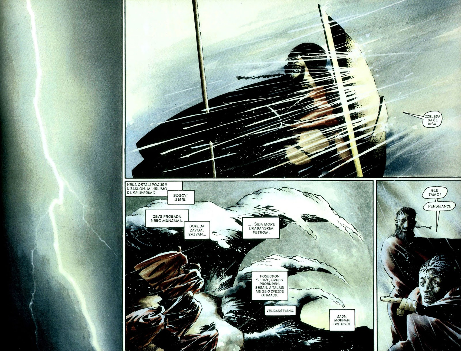 Read online 300 (2007) comic -  Issue # TPB - 32