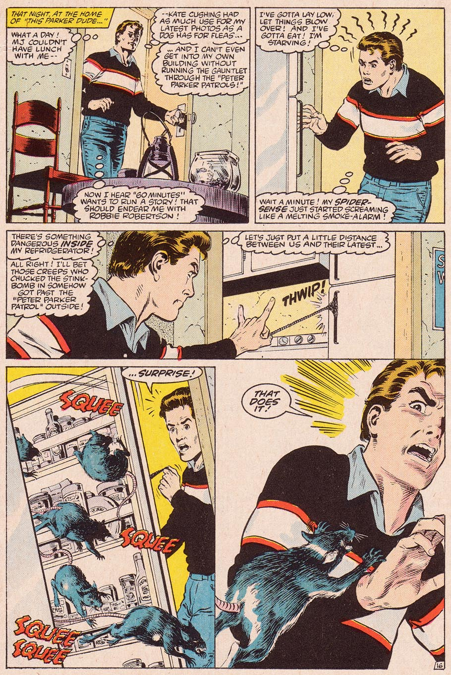 Web of Spider-Man (1985) Issue #11 #21 - English 17