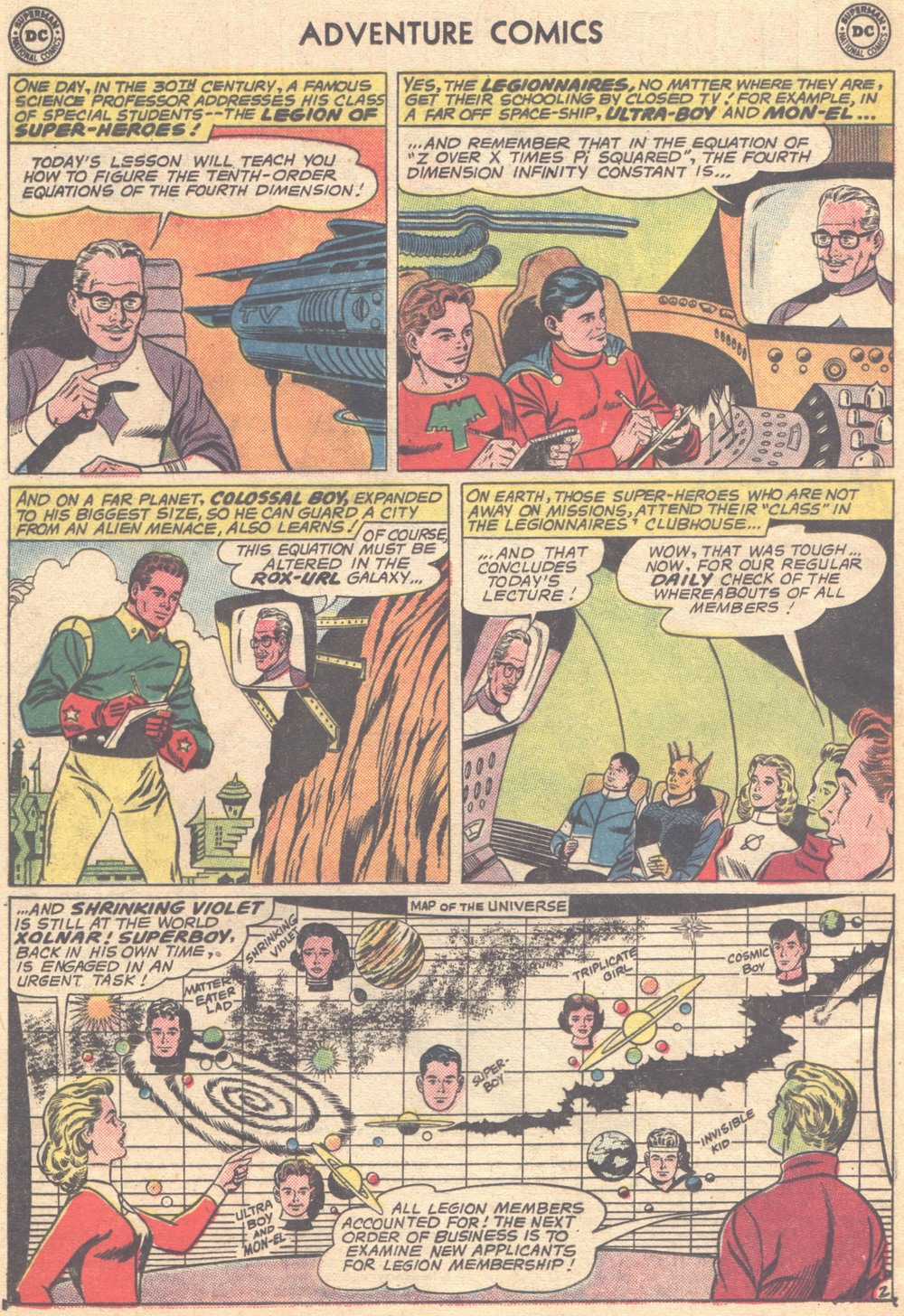 Read online Adventure Comics (1938) comic -  Issue #309 - 4