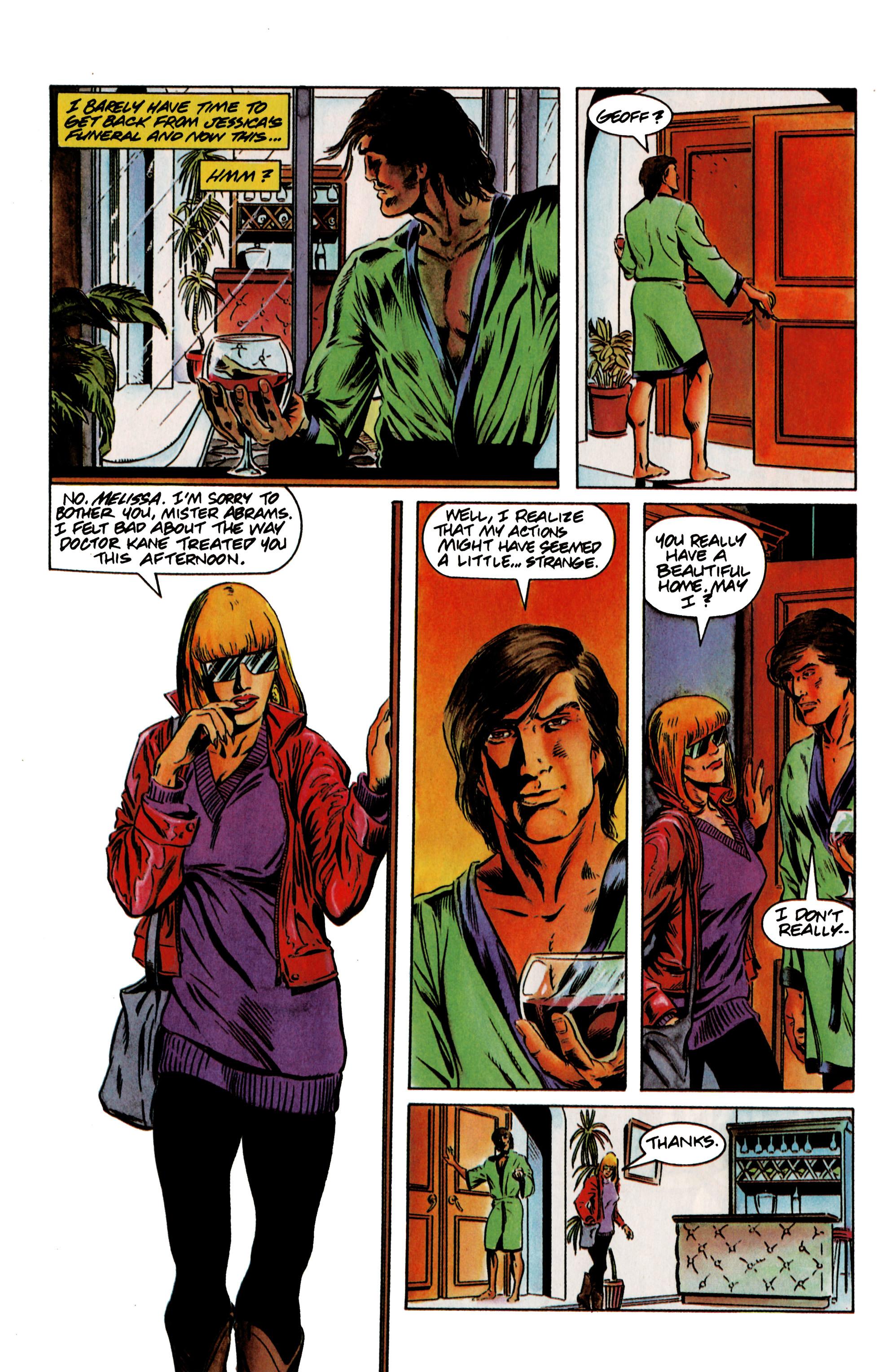 Read online Eternal Warrior (1992) comic -  Issue #12 - 17