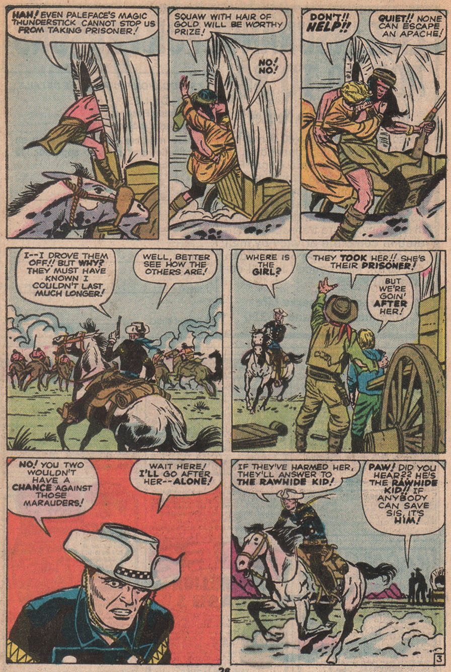 The Rawhide Kid (1955) issue 134 - Page 28