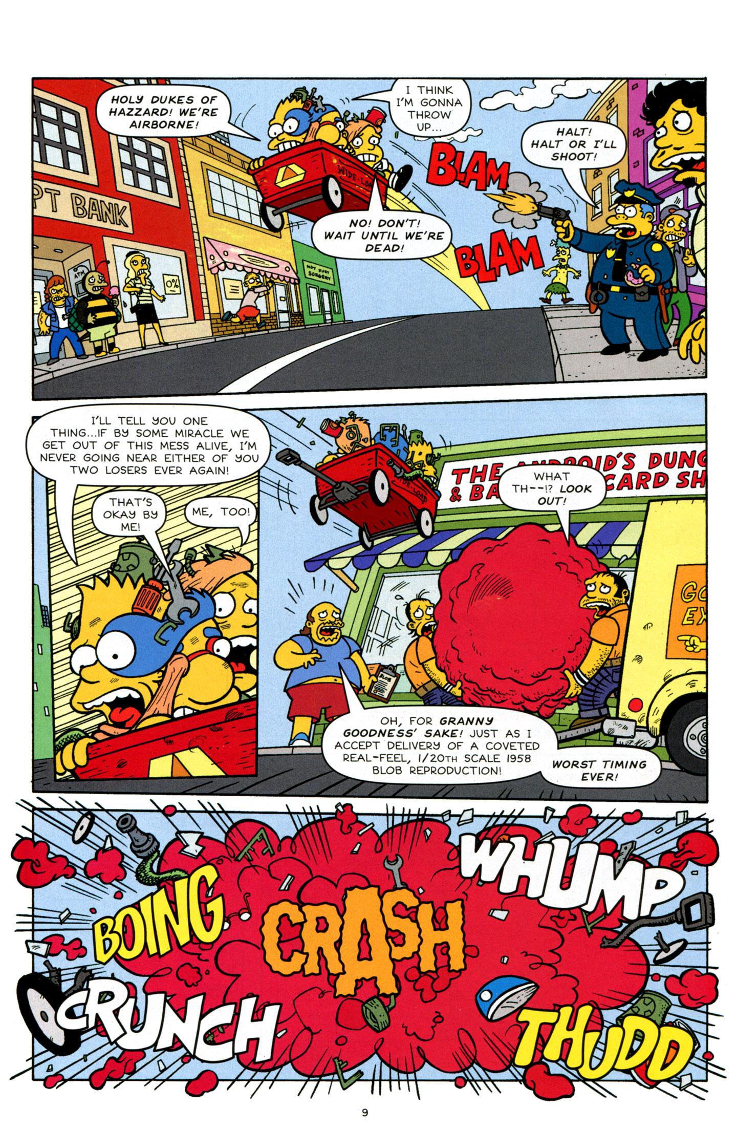 Read online Simpsons Comics Presents Bart Simpson comic -  Issue #63 - 11
