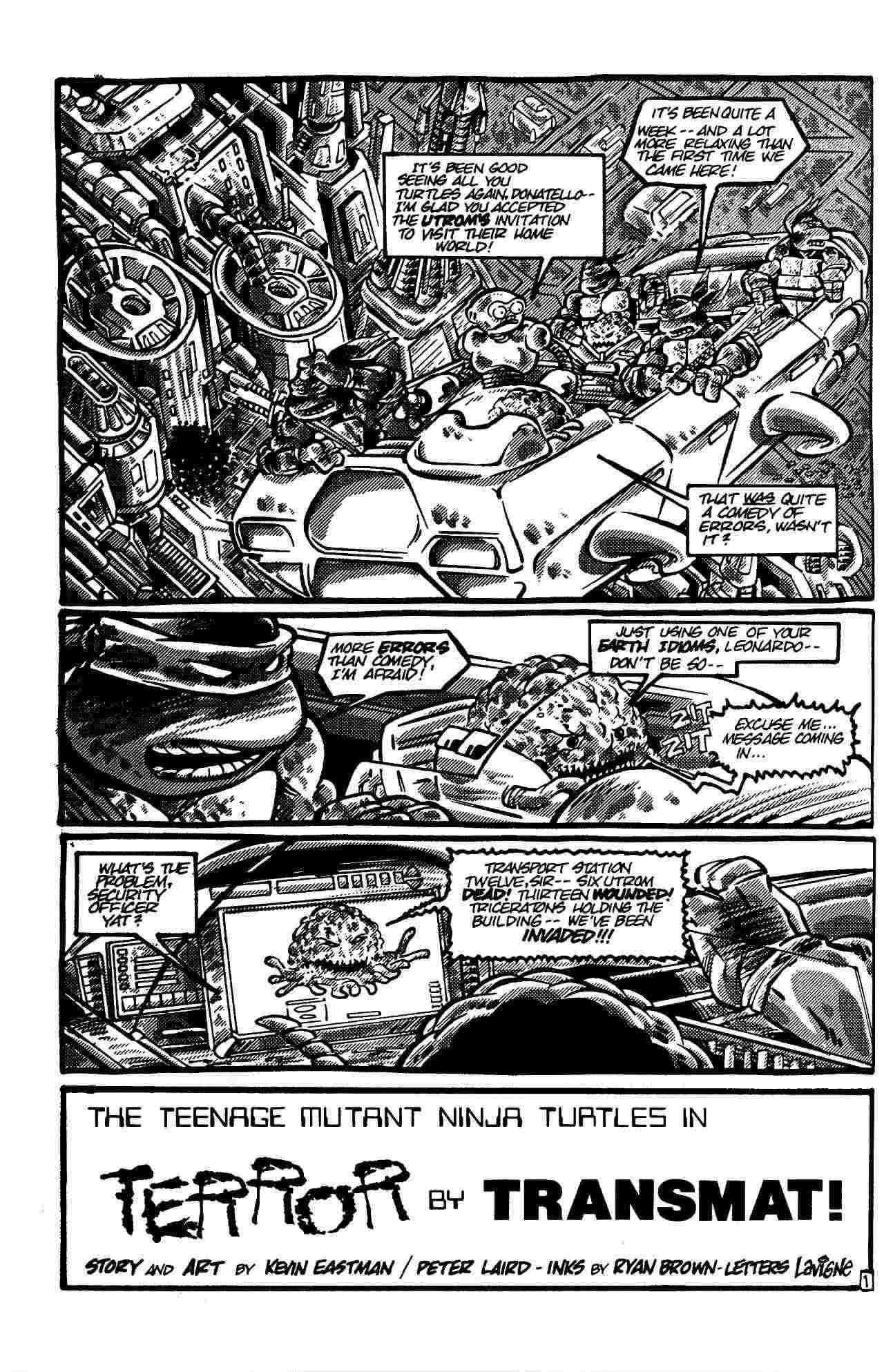 Read online Shell Shock comic -  Issue # Full - 80