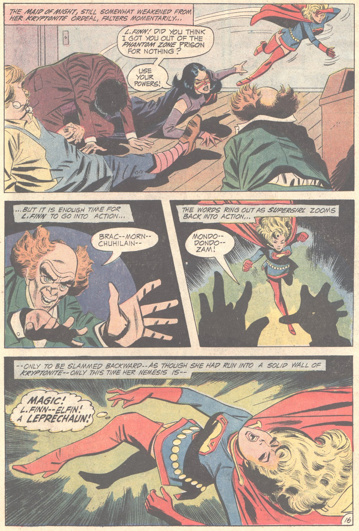 Read online Adventure Comics (1938) comic -  Issue #400 - 24