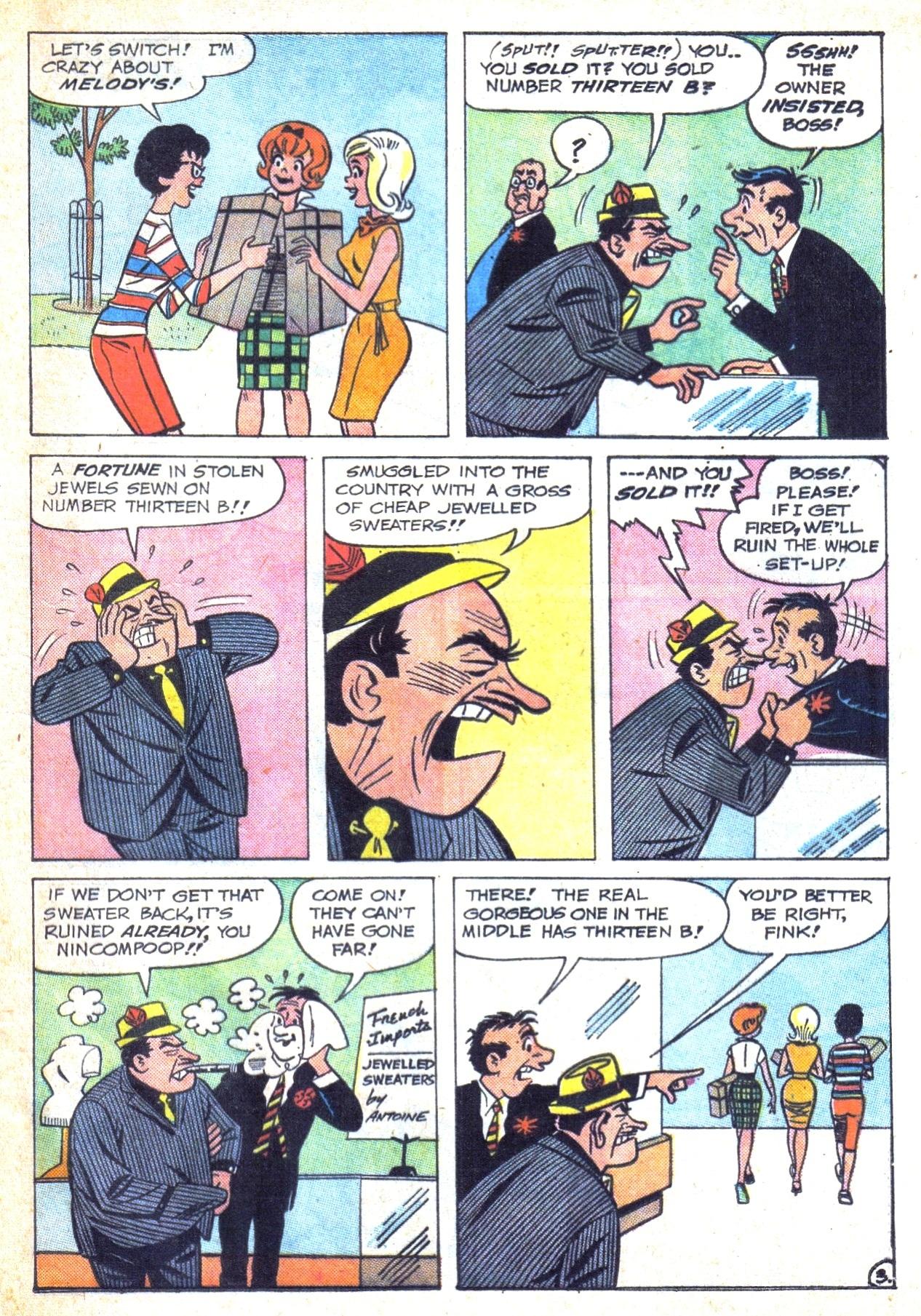 Read online She's Josie comic -  Issue #3 - 5