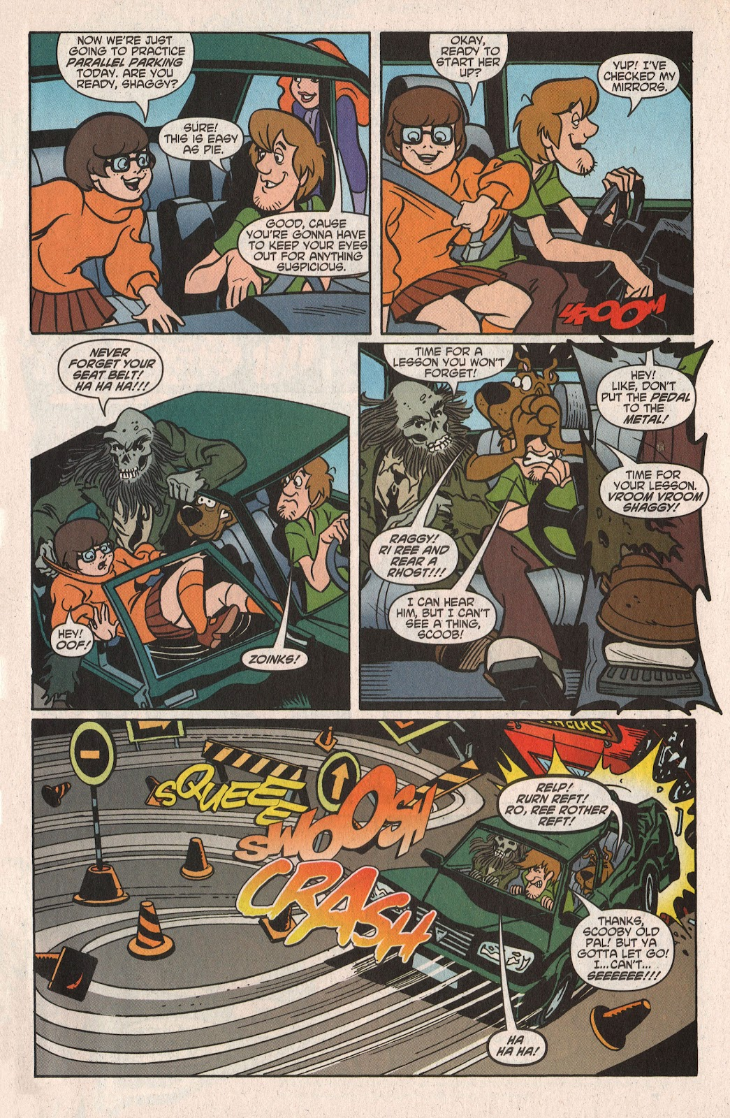 Read online Scooby-Doo (1997) comic -  Issue #101 - 43