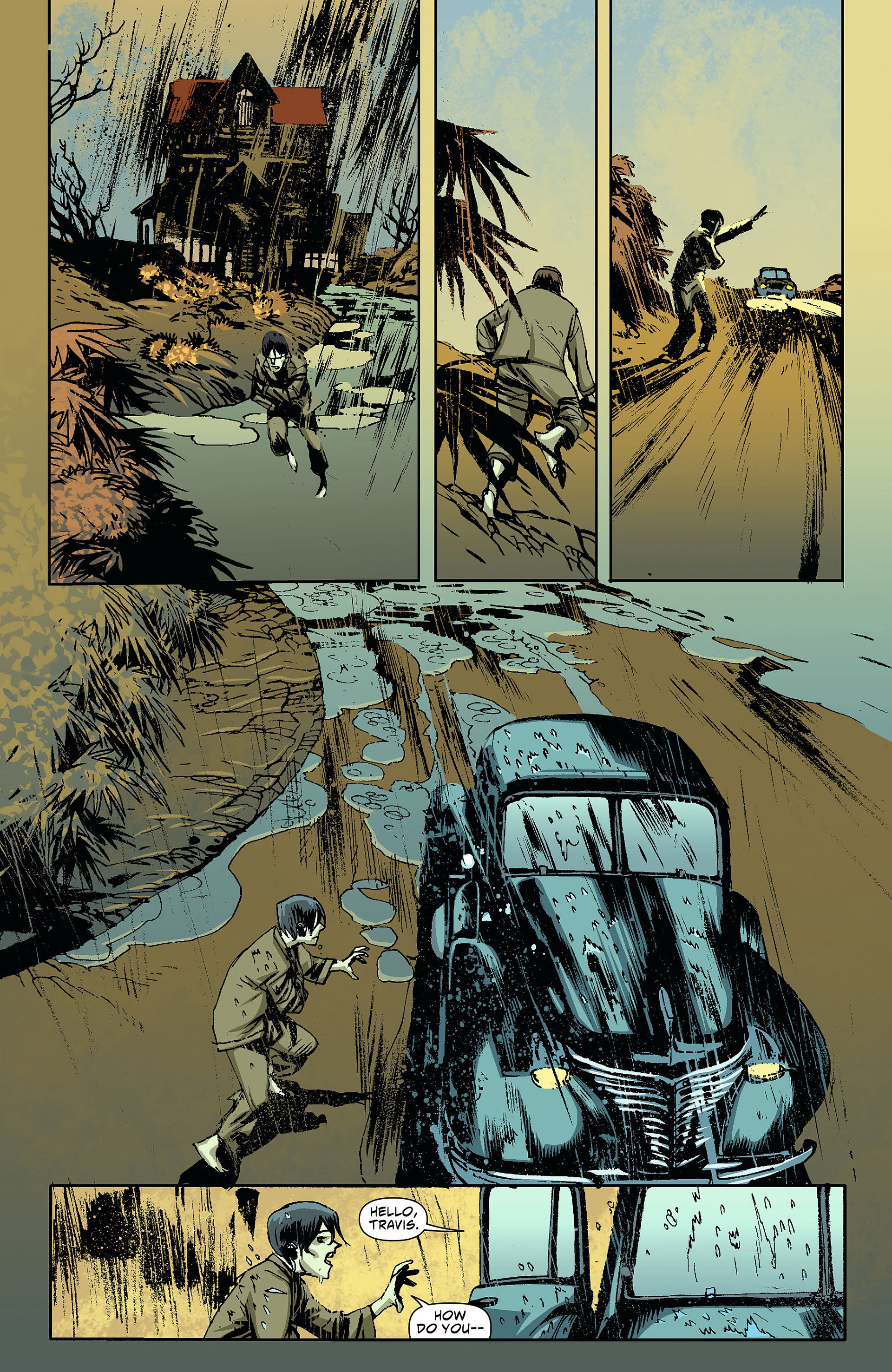 Read online American Vampire comic -  Issue #24 - 13