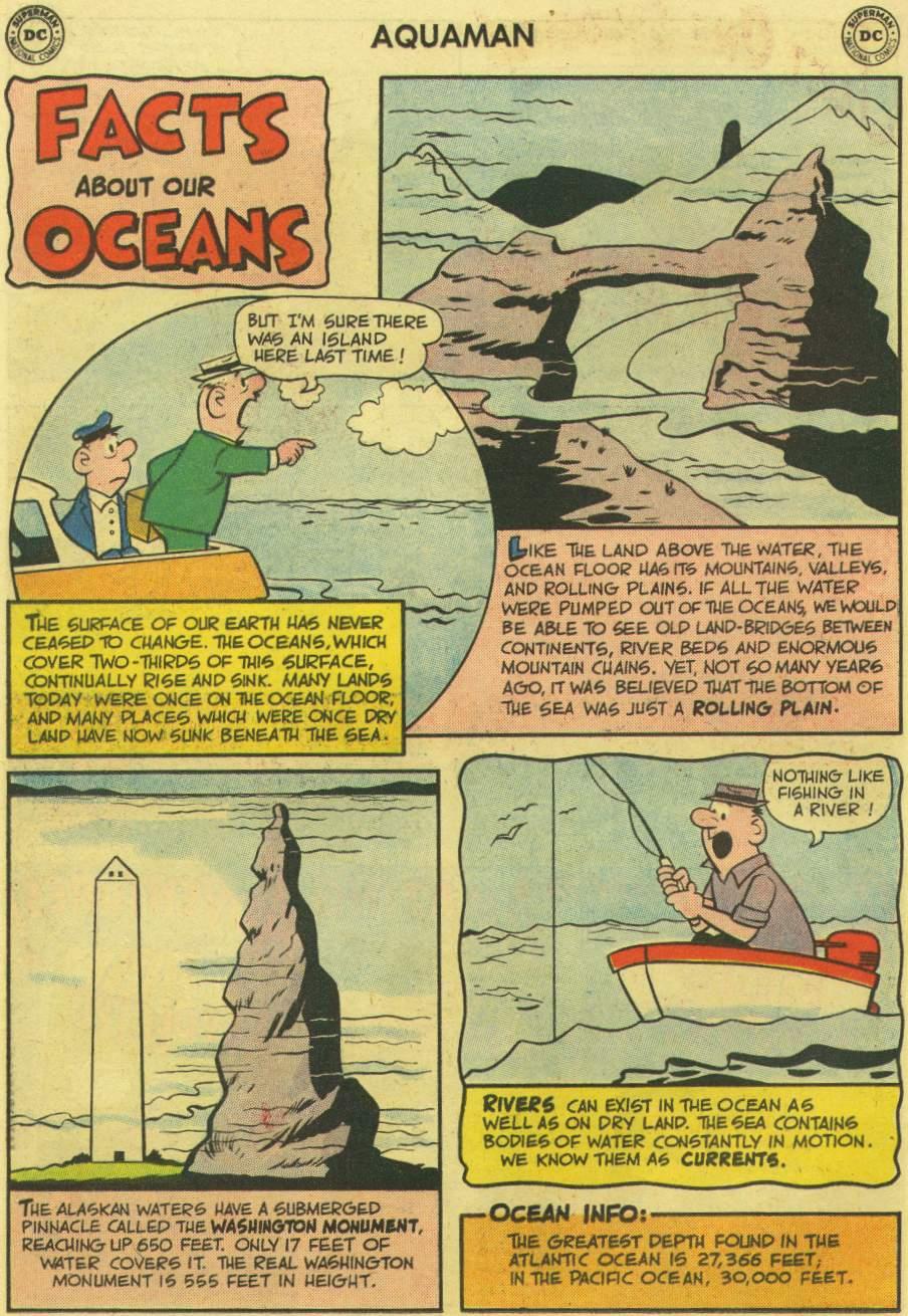 Aquaman (1962) Issue #3 #3 - English 10