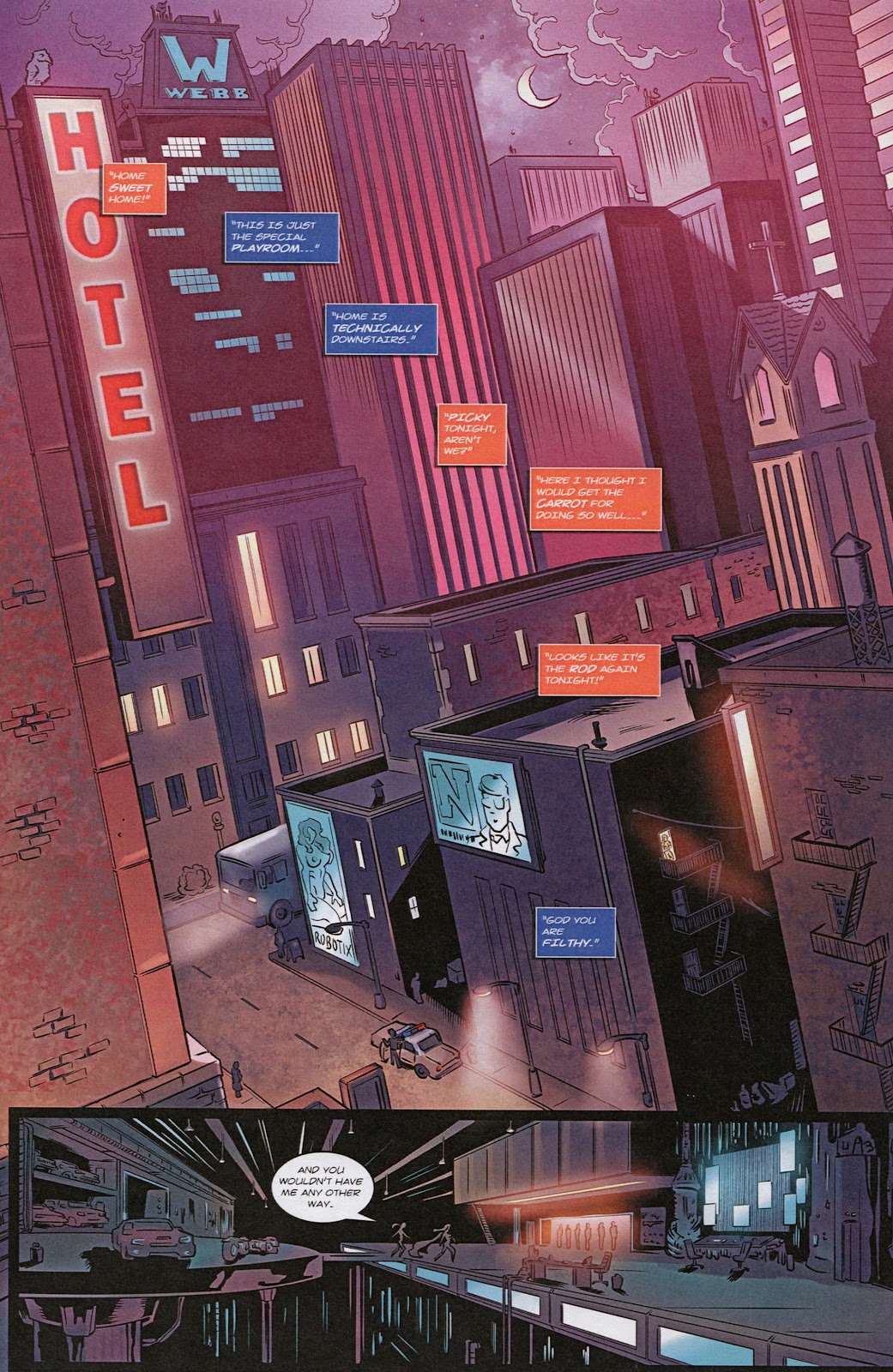Read online Fox and Hound comic -  Issue #2 - 9