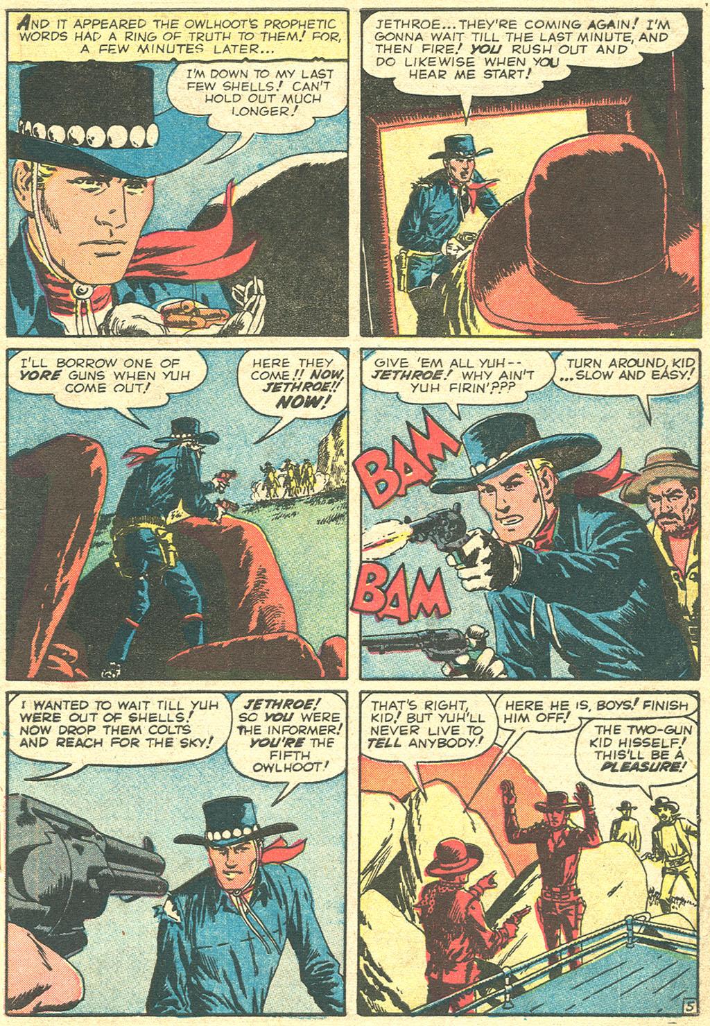 Read online Two-Gun Kid comic -  Issue #51 - 7