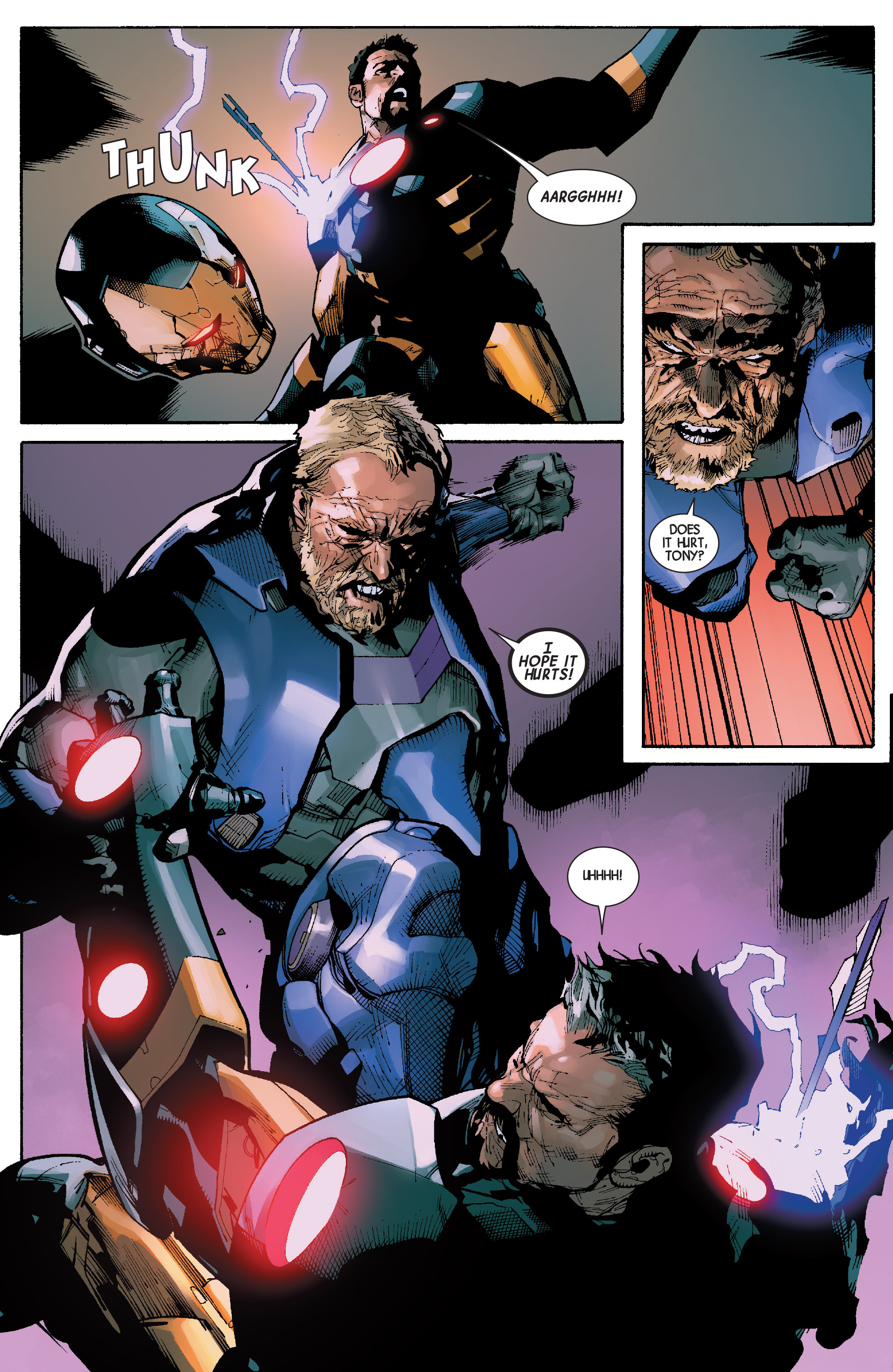 Read online Avengers (2013) comic -  Issue #Avengers (2013) _TPB 6 - 49
