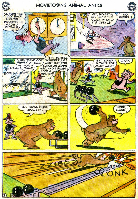 Read online Animal Antics comic -  Issue #37 - 21
