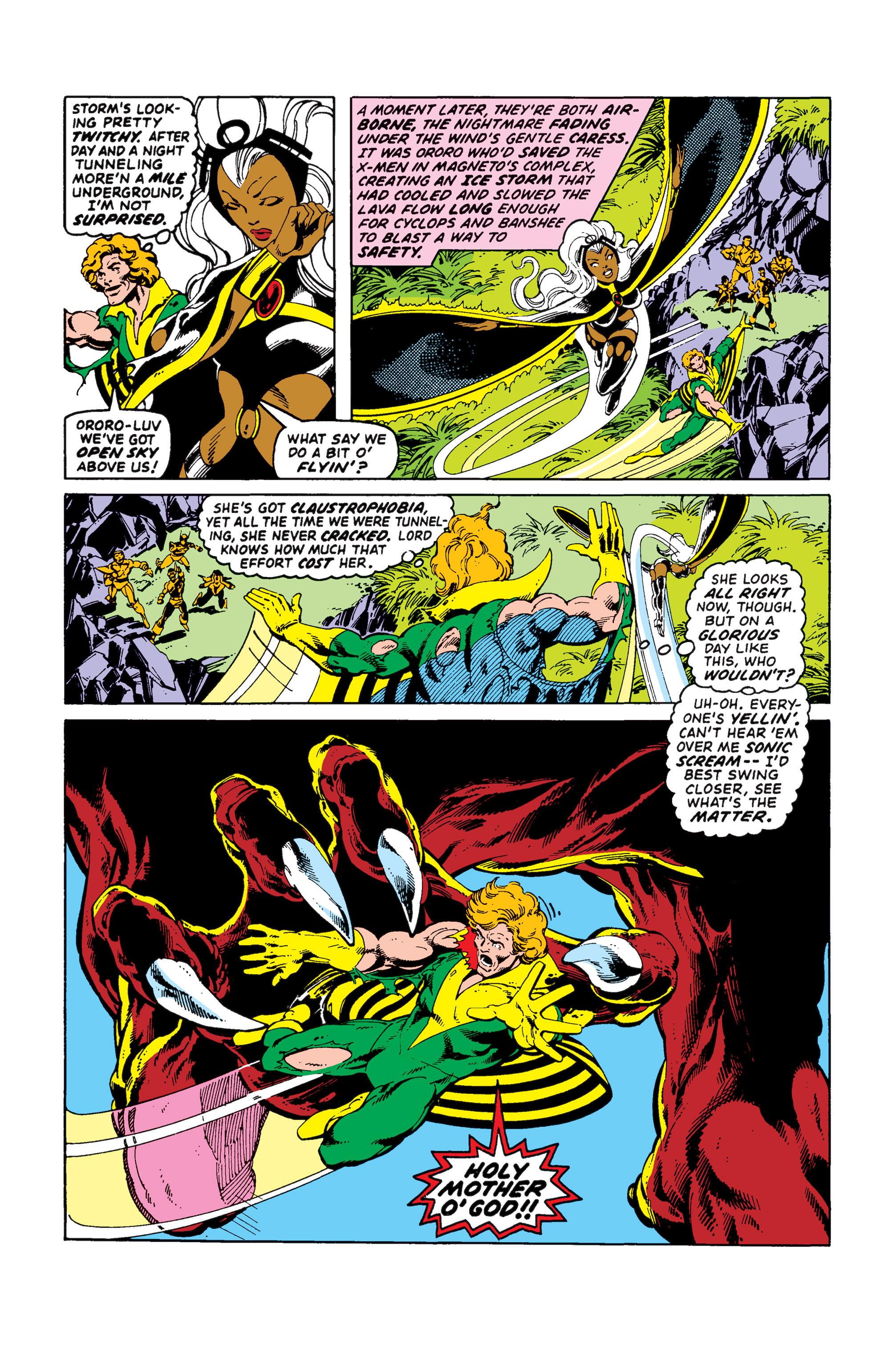 Uncanny X-Men (1963) 114 Page 6