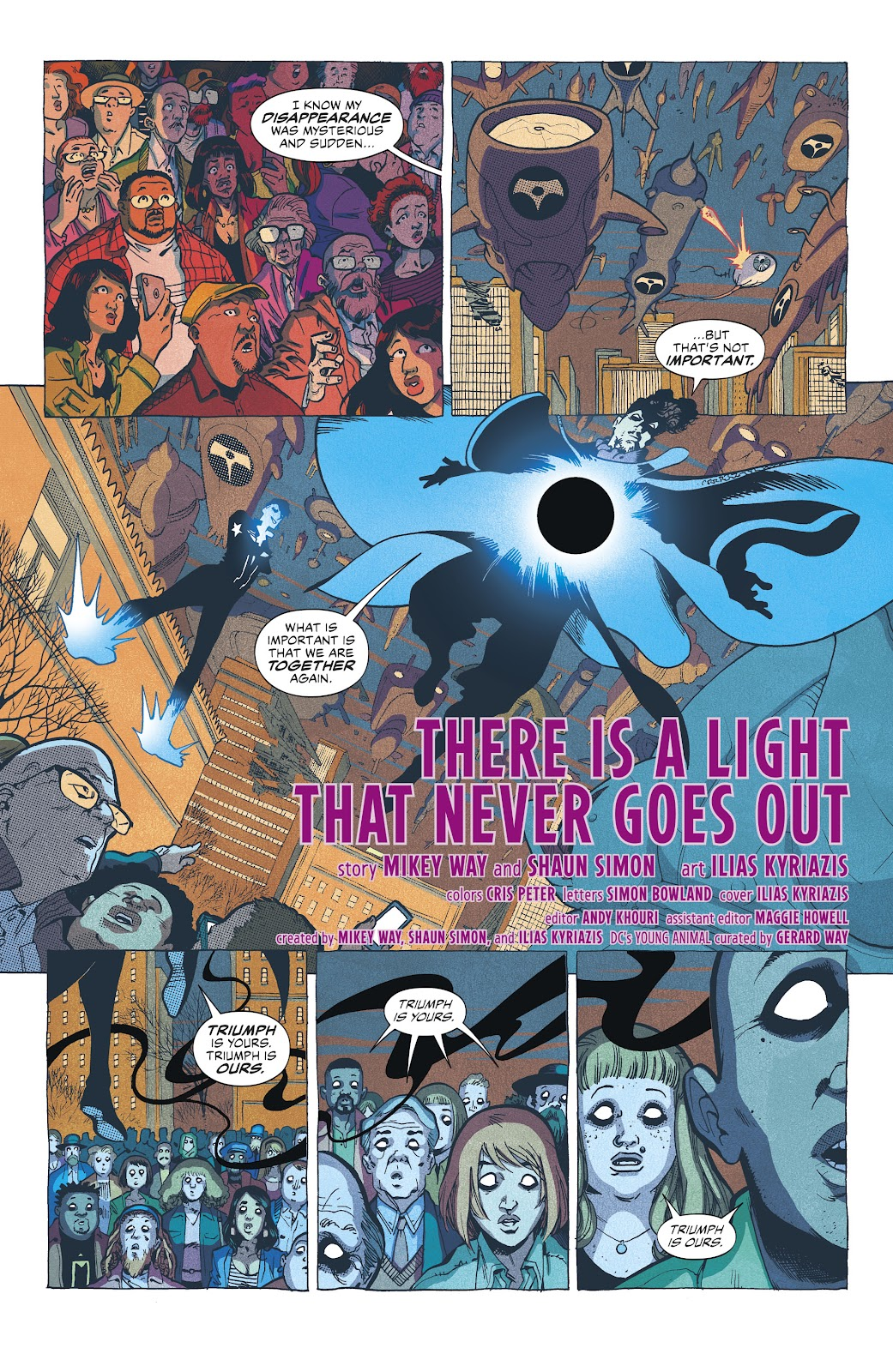 Collapser issue 6 - Page 3