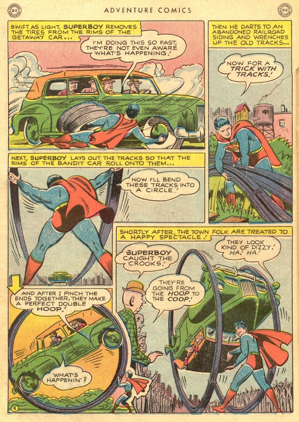 Read online Adventure Comics (1938) comic -  Issue #133 - 6