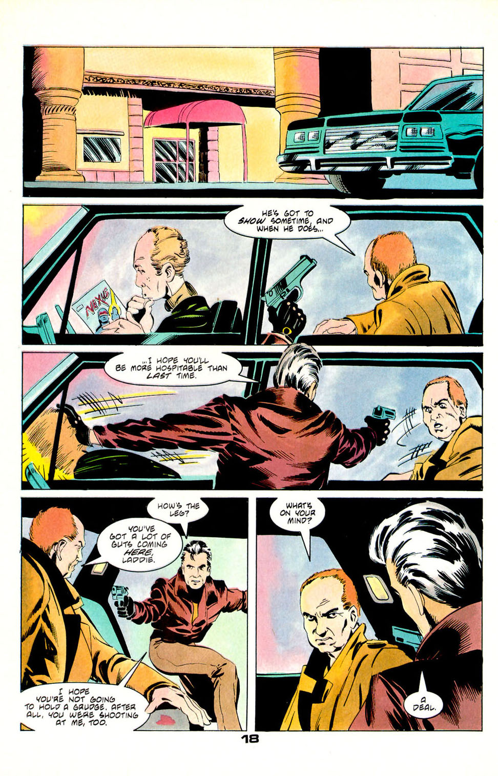 Jon Sable, Freelance issue 56 - Page 19
